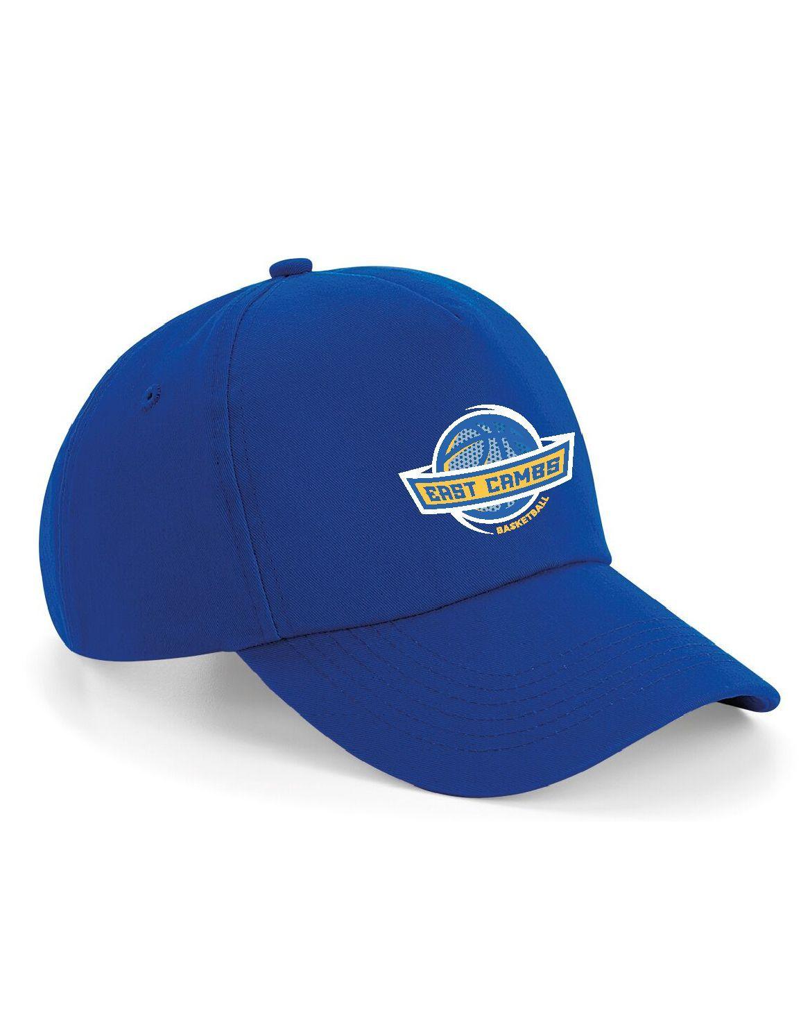 Warriors - Globe Cap (Royal Blue)