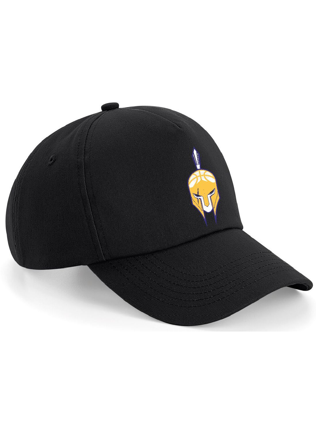 Warriors - Cap (Black)