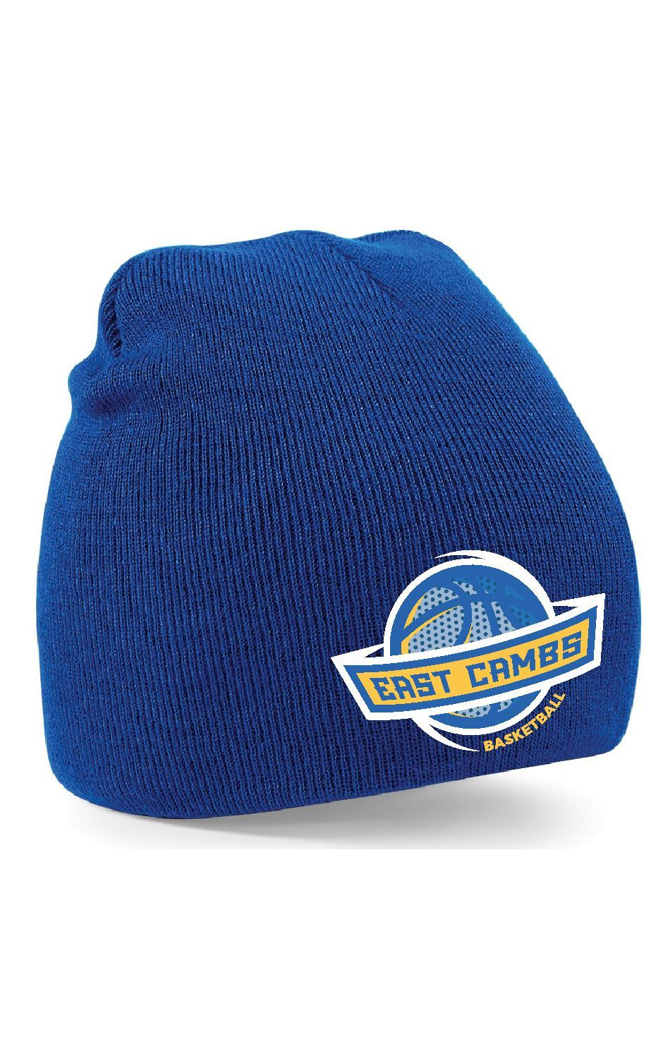Warriors - Beanie (Royal Blue)