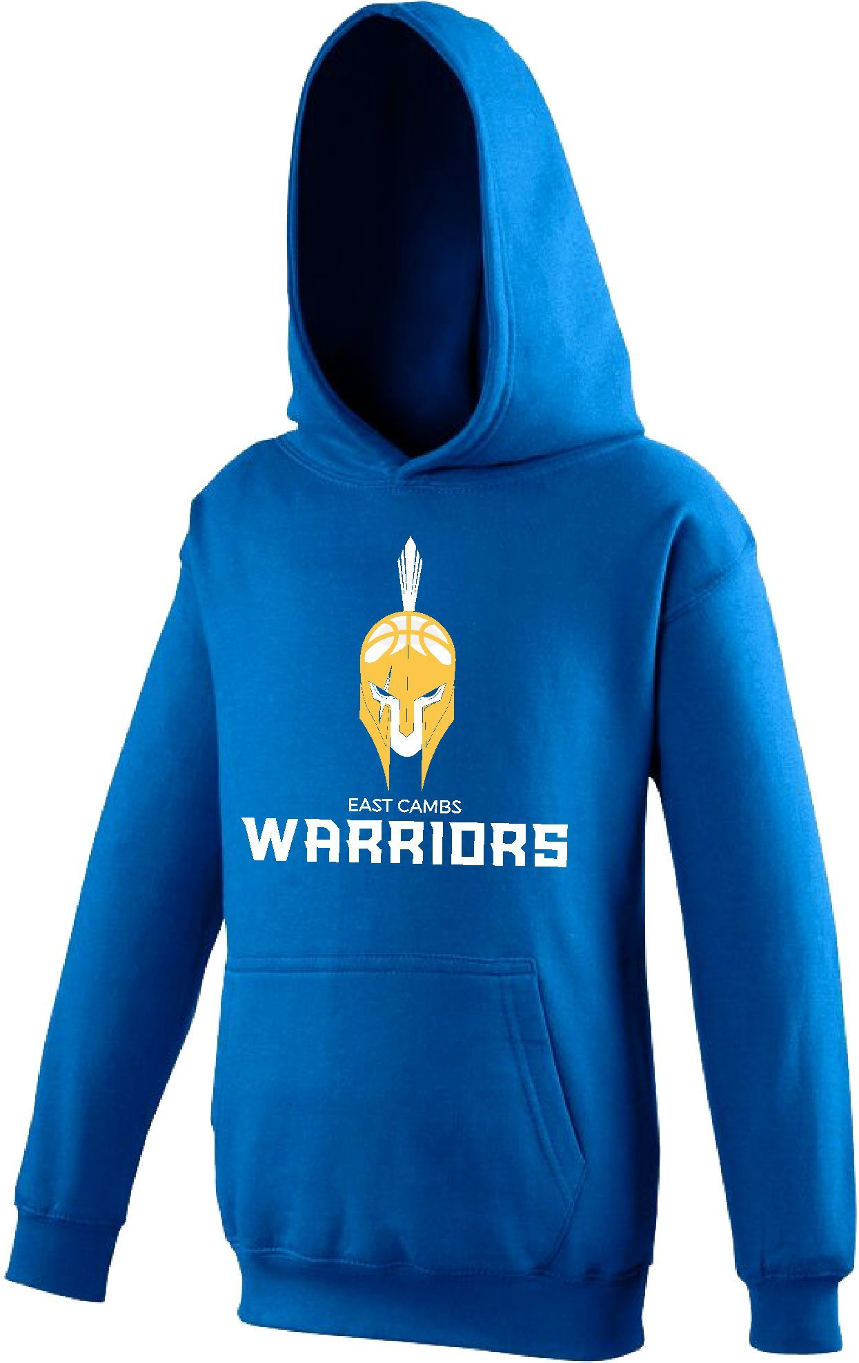Warriors - Kids Original Hoodie (Royal Blue)