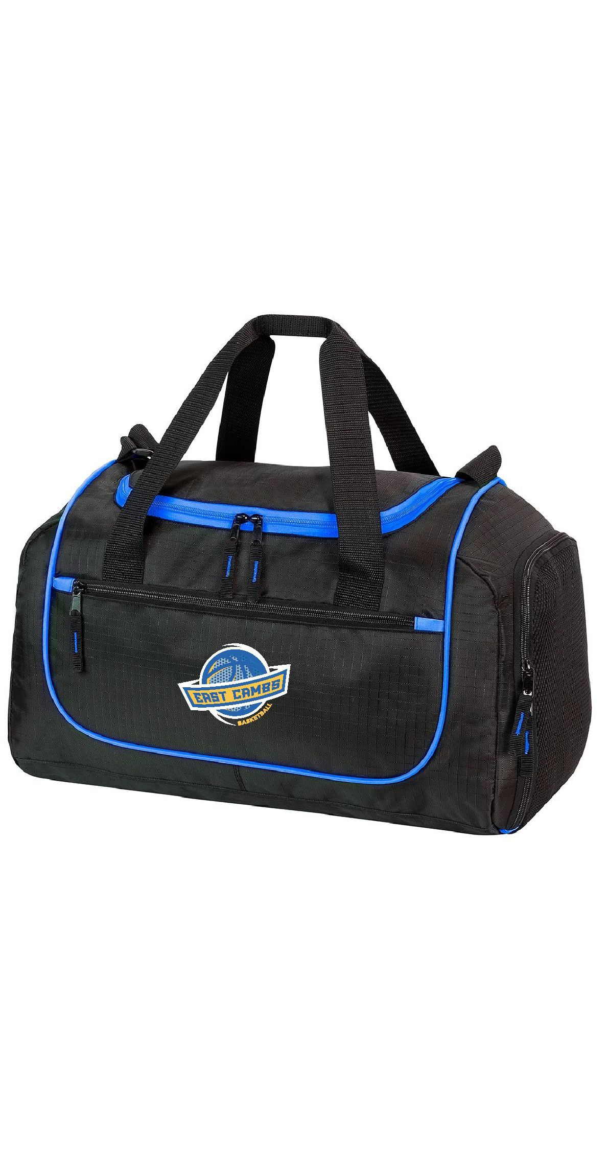 Warriors - Holdall (Royal Blue/Black)
