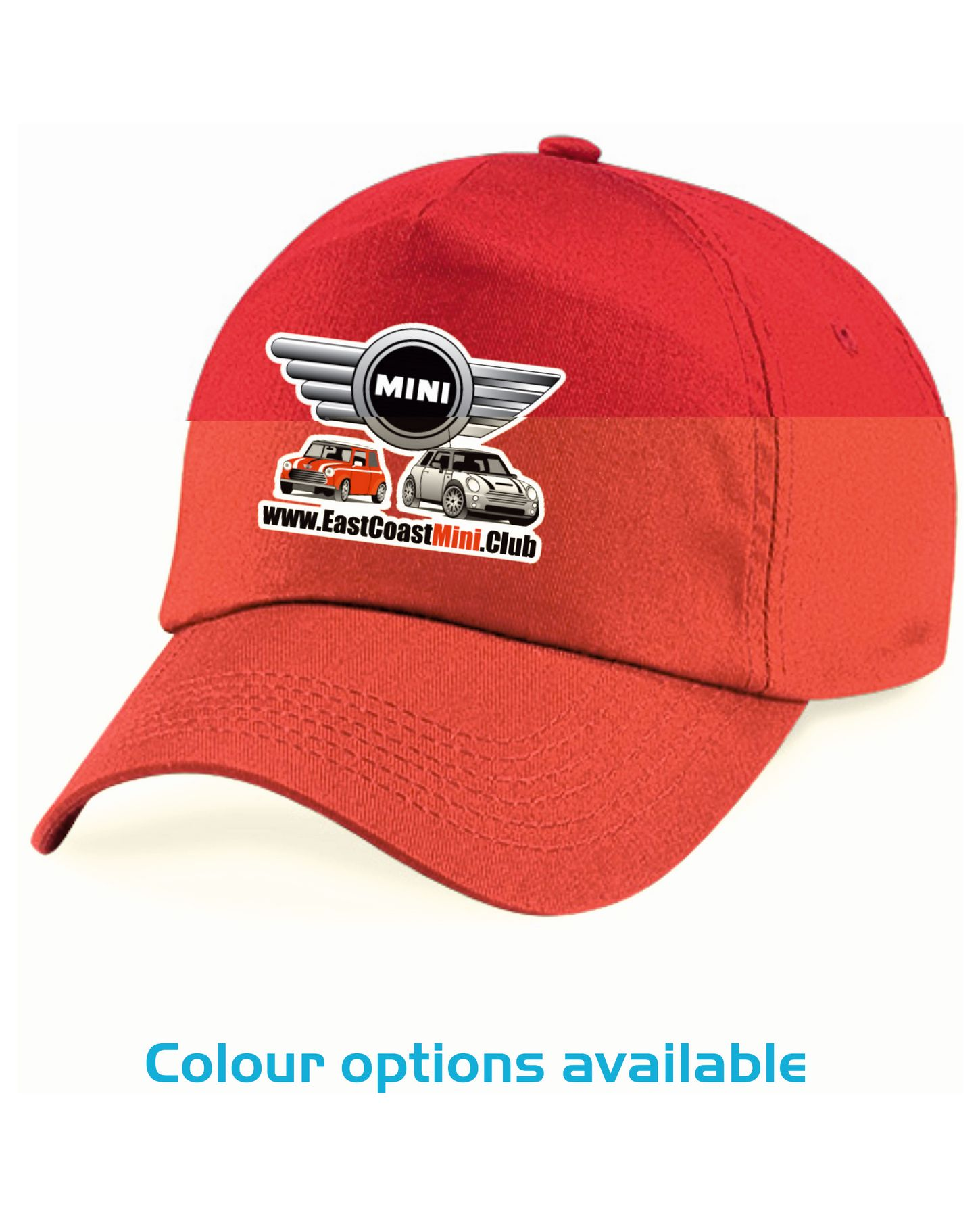 East Coast Mini Club – Cap
