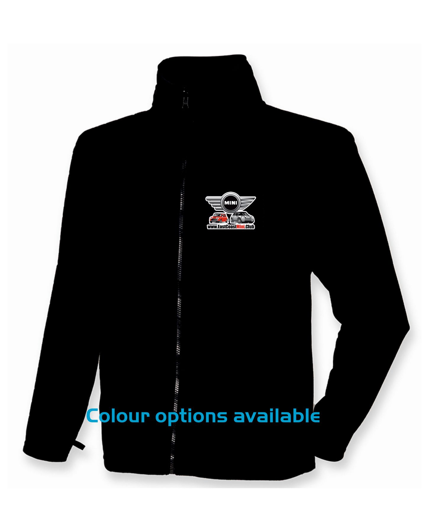 East Coast Mini Club – Premium Fleece (Ladies)