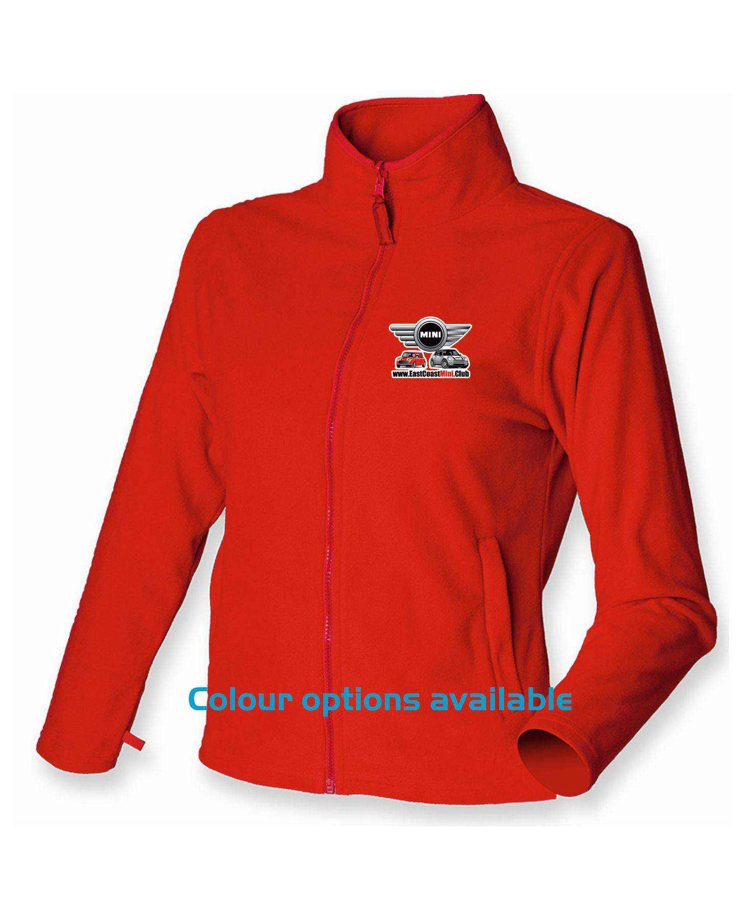 East Coast Mini Club – Fleece Premium Ladyfit