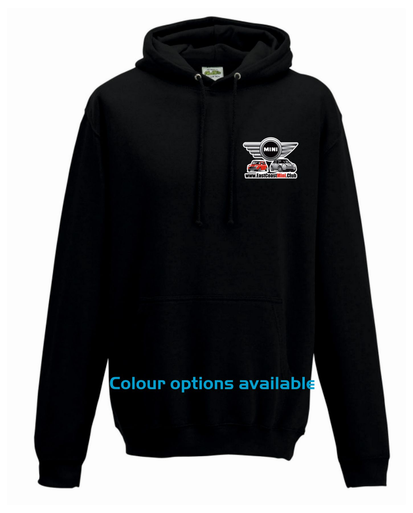 East Coast Mini Club – Hoodie Adults