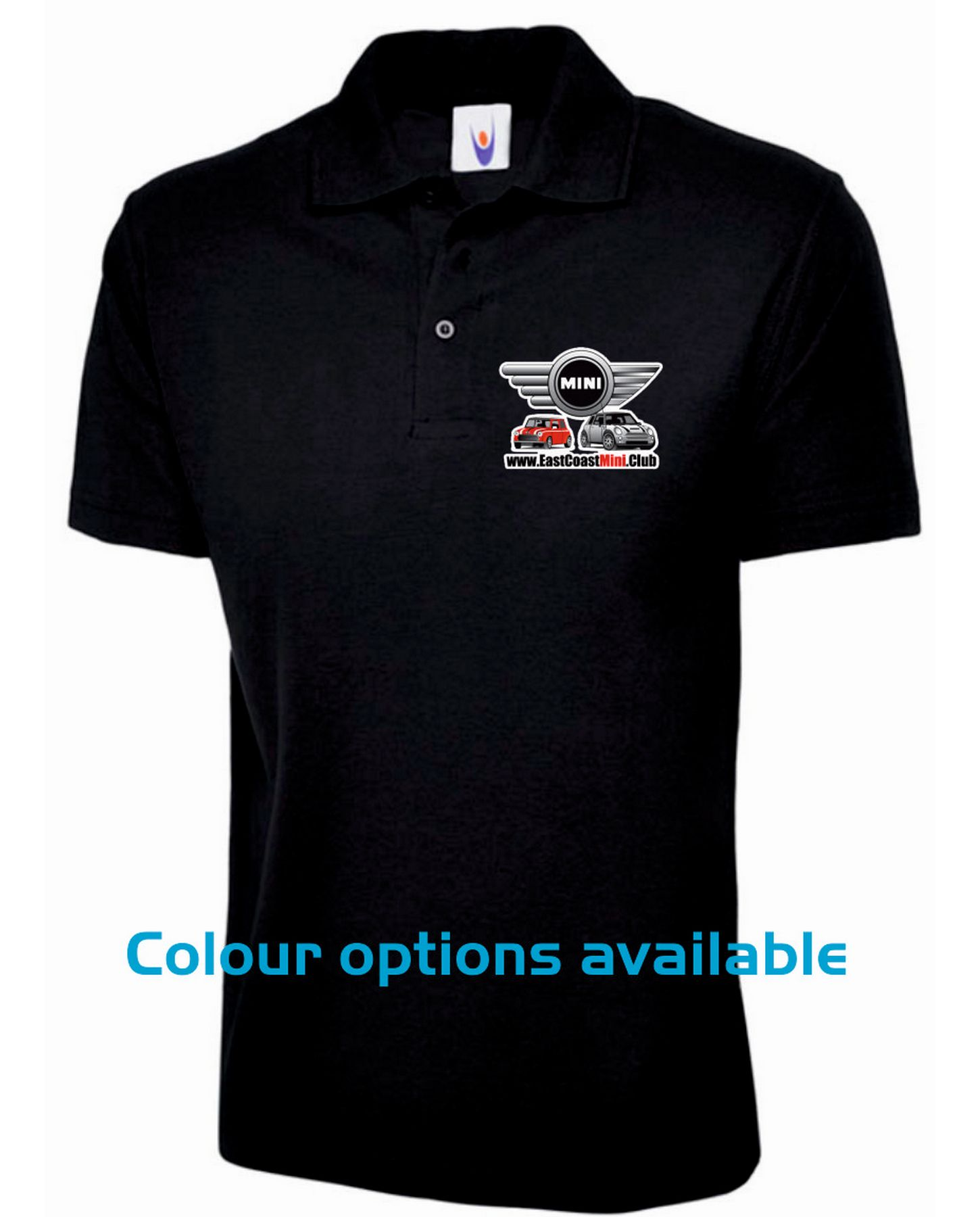 East Coast Mini Club – Polo Shirt (Unisex)