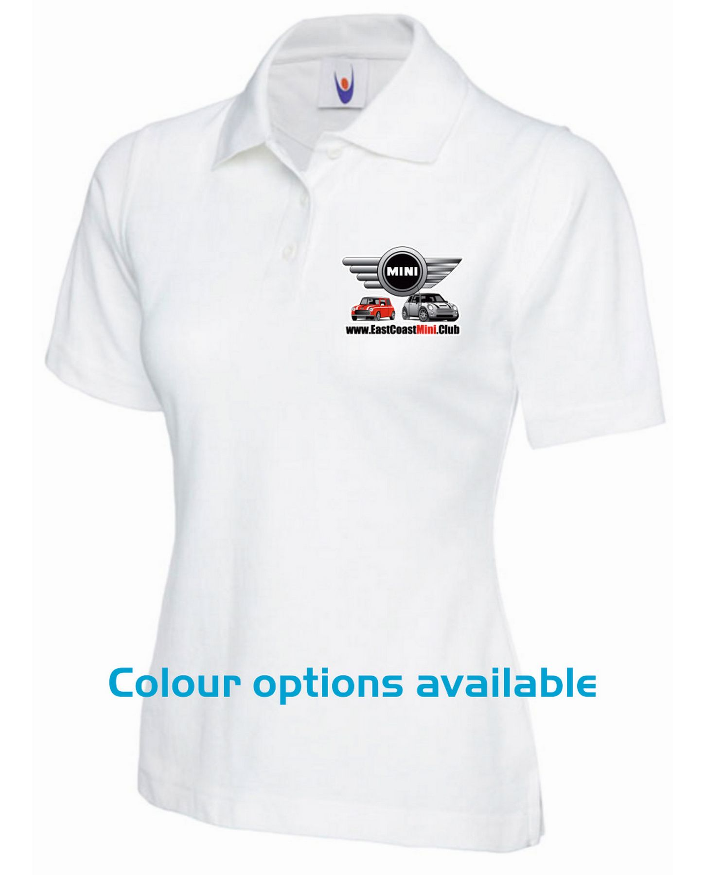 East Coast Mini Club – Premium Polo Shirt (Ladies)