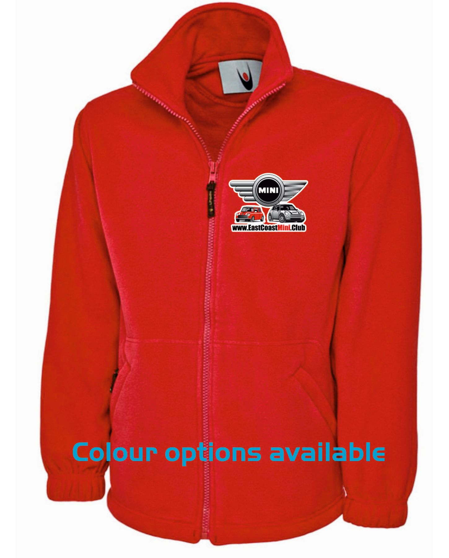 East Coast Mini Club – Fleece Adult