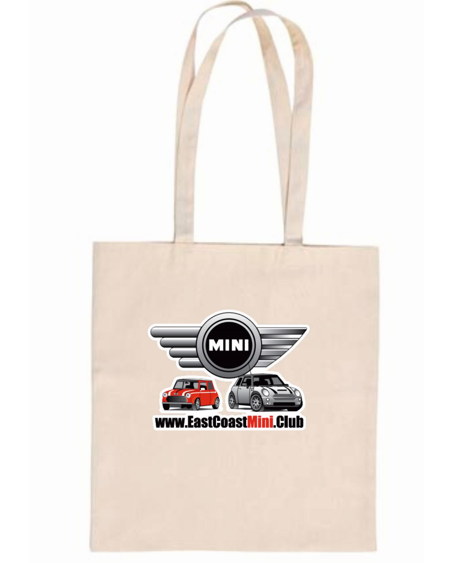 East Coast Mini Club – Bag for Life