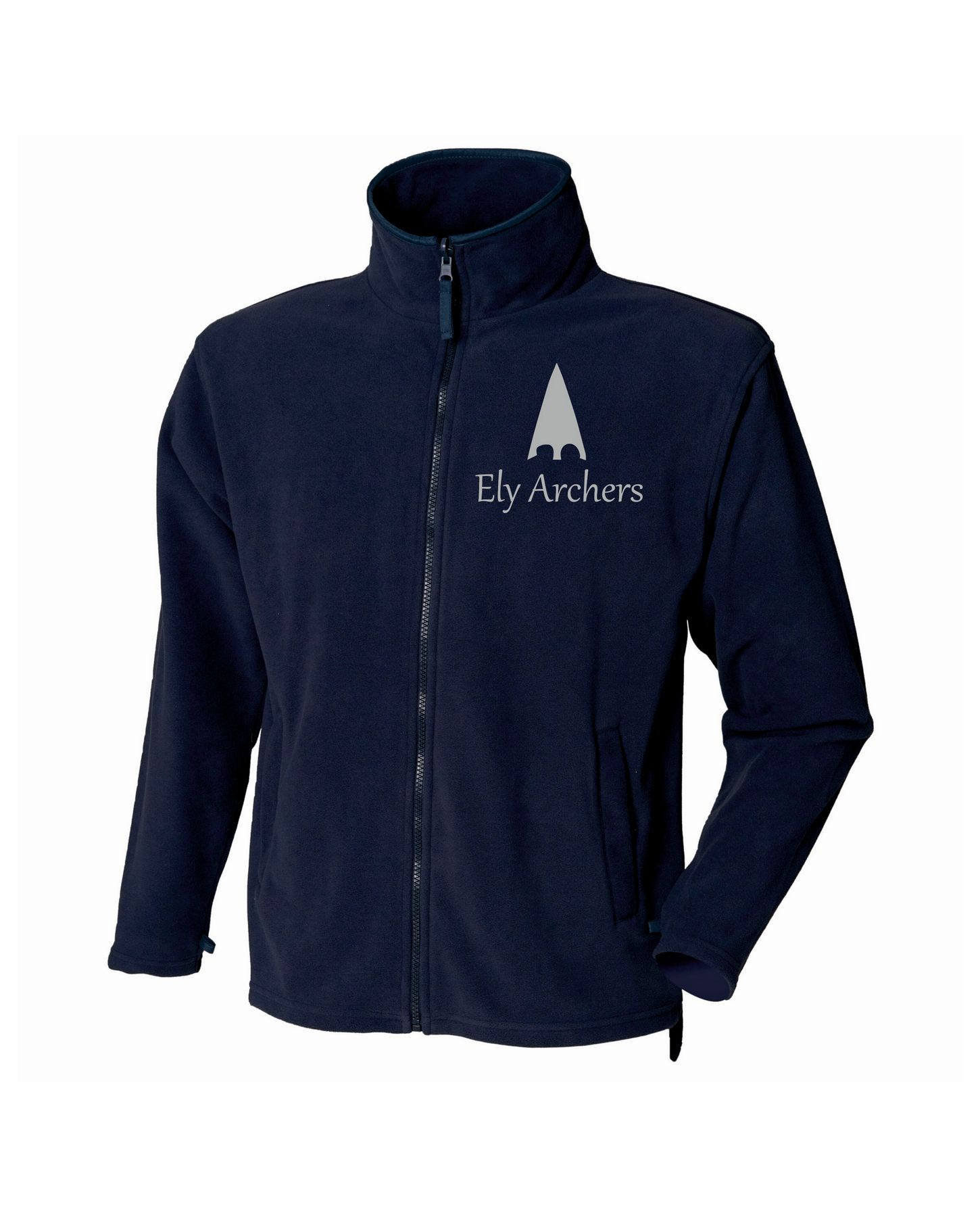Ely Archers Henbury Full Zip Microfleece Jacket