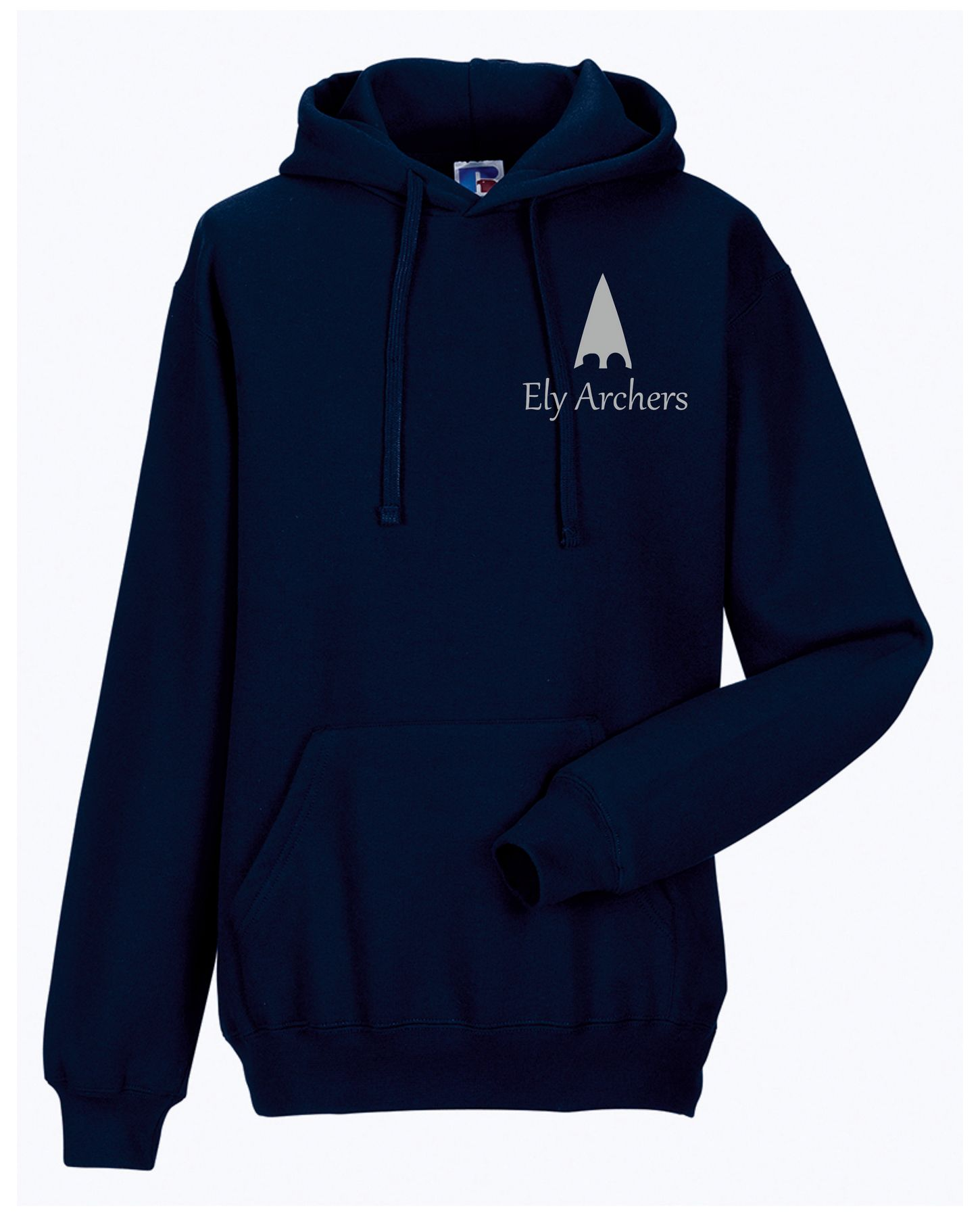 Ely Archers Unisex Russell Hoodie