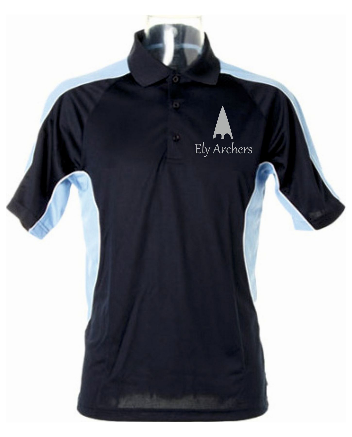 Ely Archers Unisex Gamegear Cooltex Active Polo