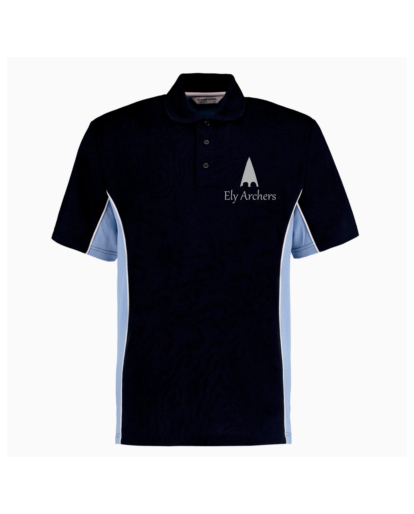 Ely Archers Unisex Gamegear Track Polo