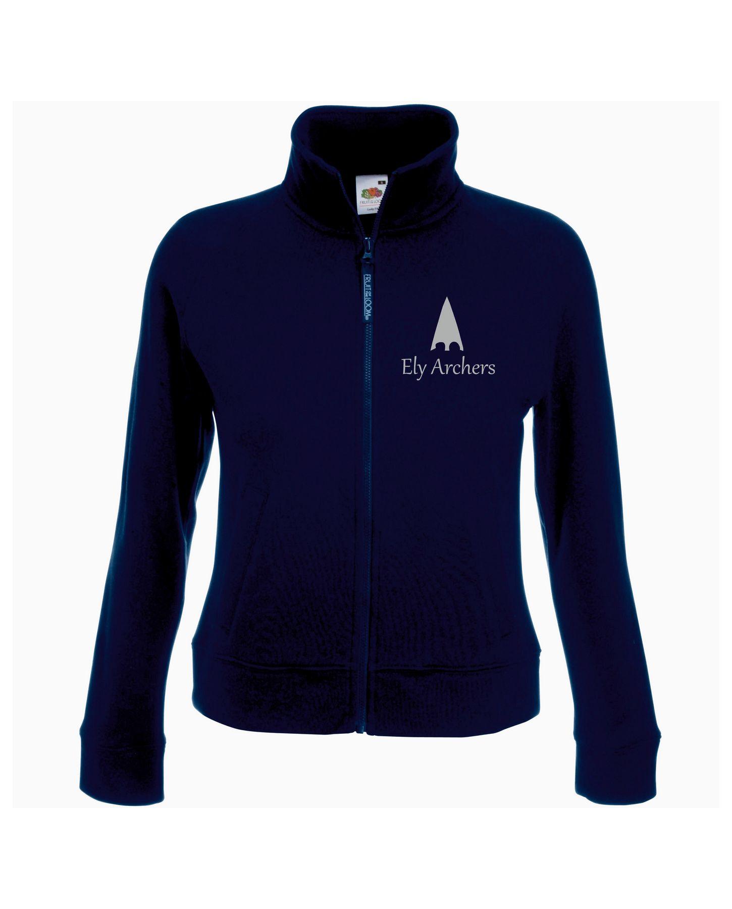 Ely Archers Women's Sweat Jacket
