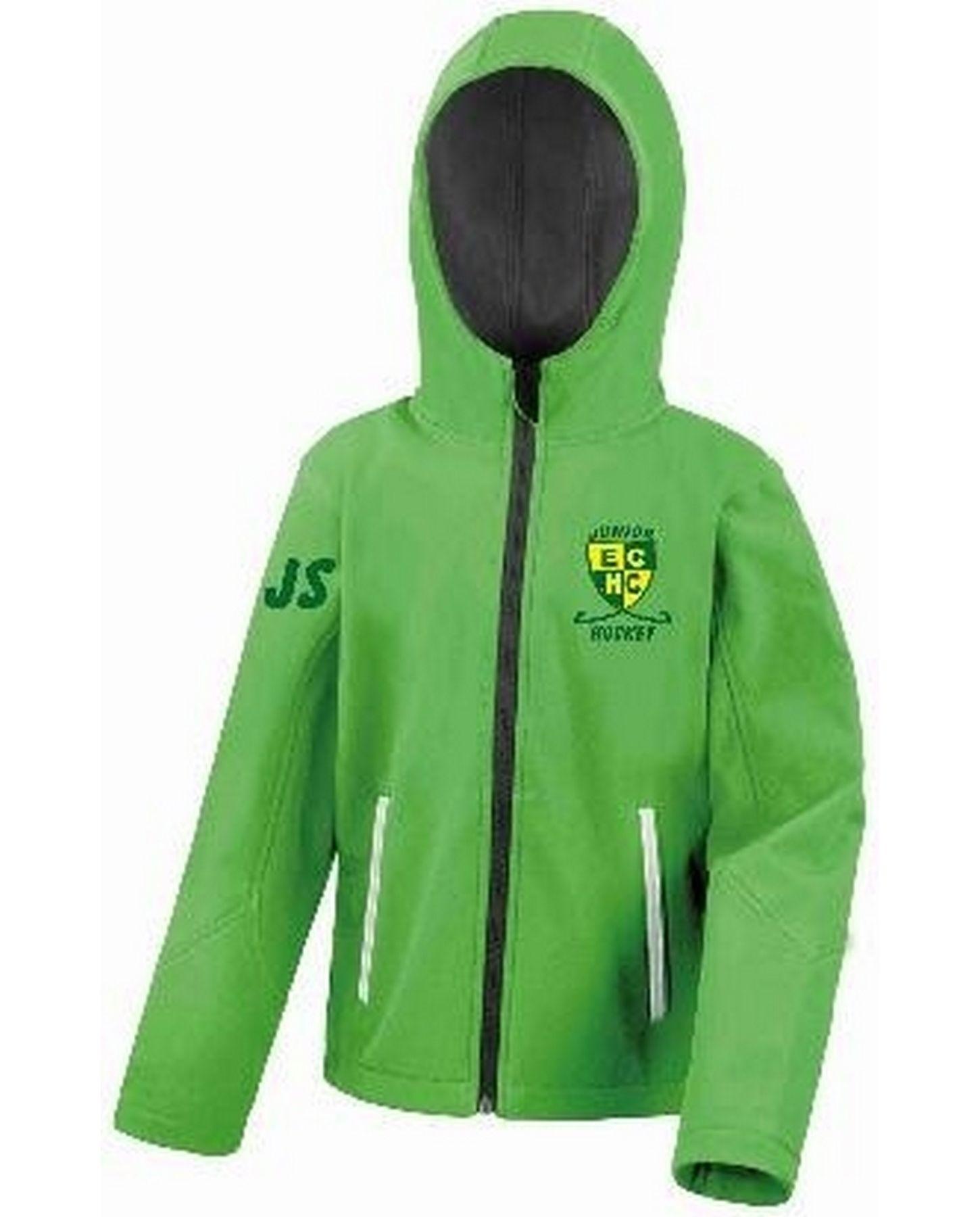 Juniors – Hooded Softshell Jacket
