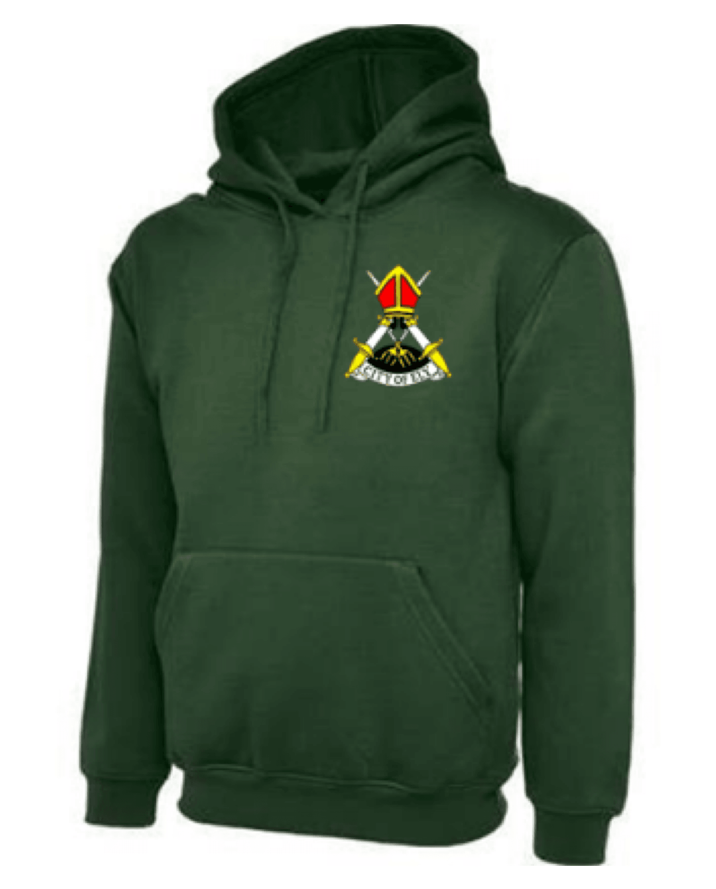 Ely City Hockey Club Hoodie – Kids