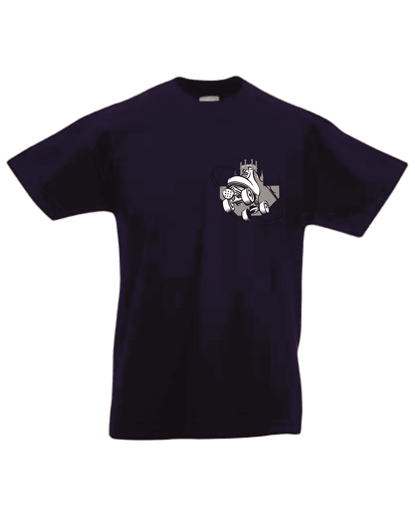 Ely Roller Skating Childrens T-shirt