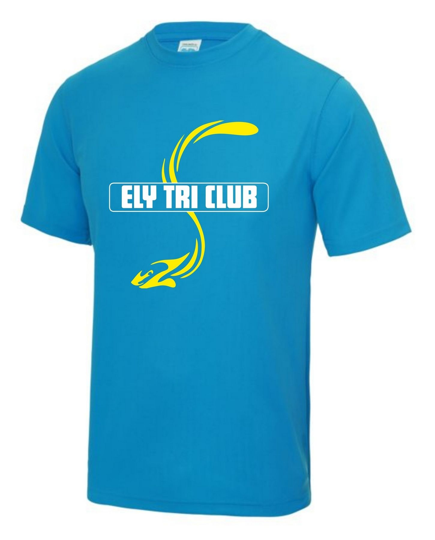 Ely Tri Club – Performance Tee