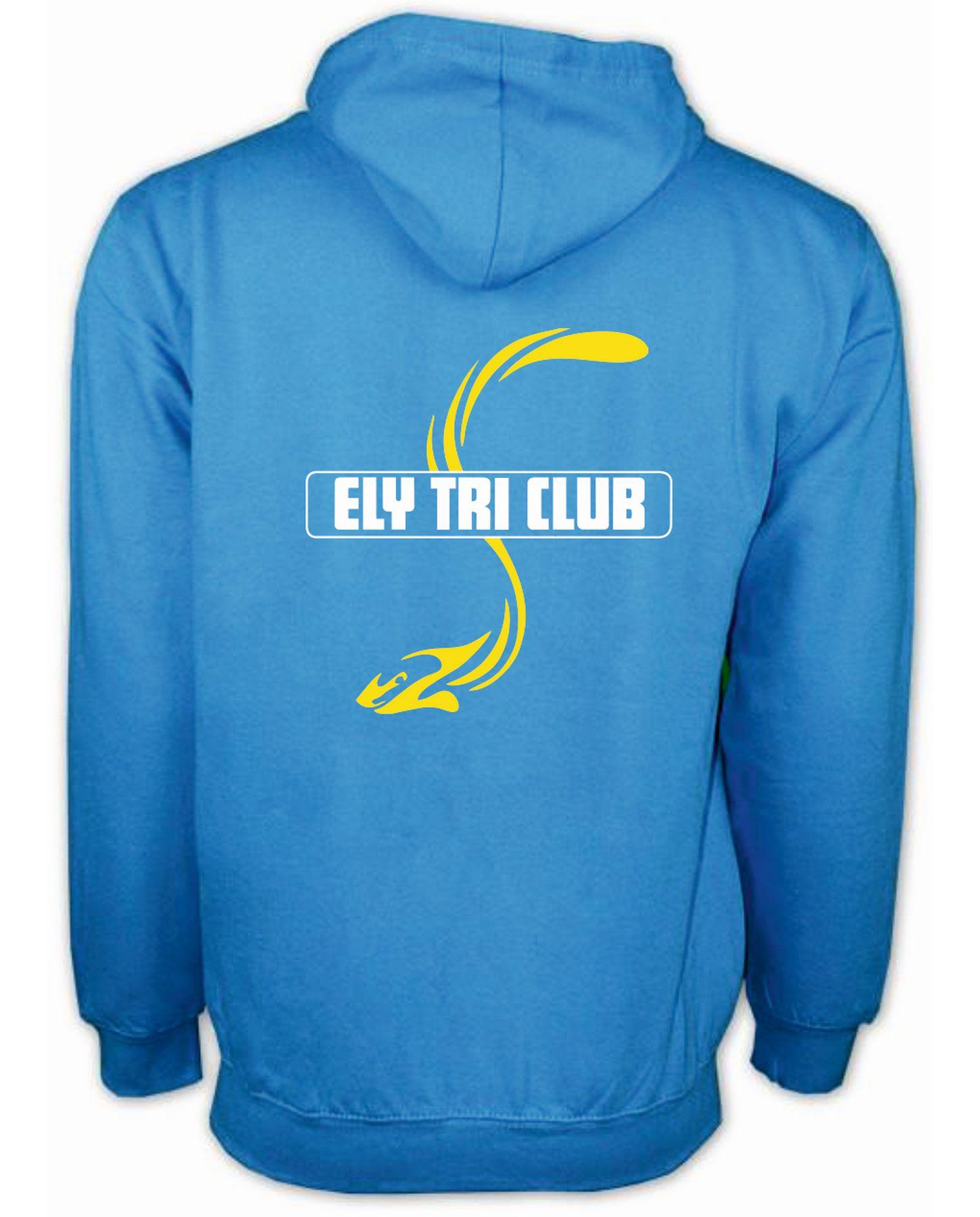 Ely Tri Club – Kids Hoodie