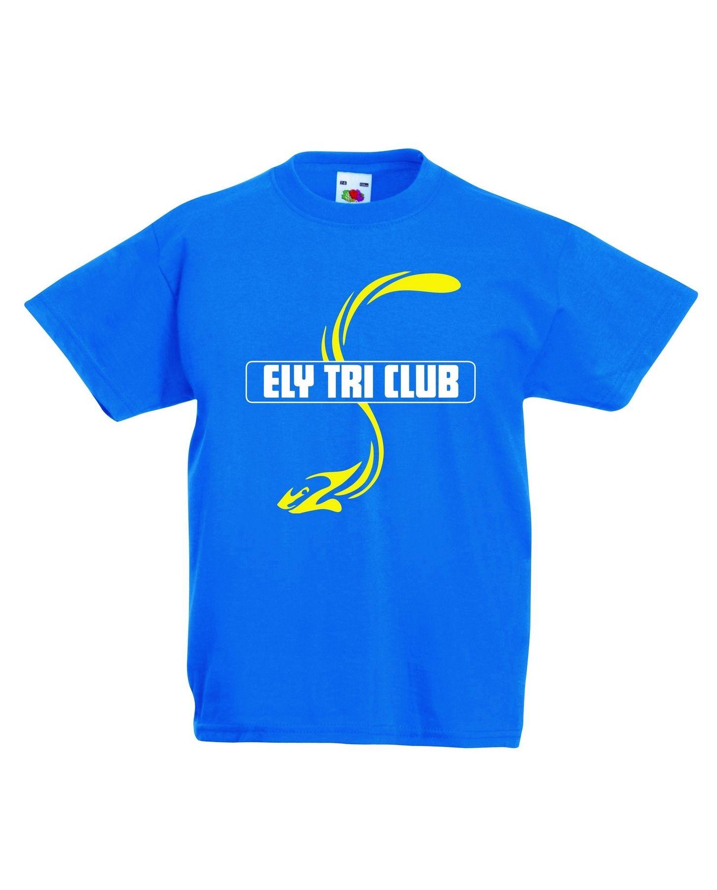 Ely Tri Club – Kids Tee