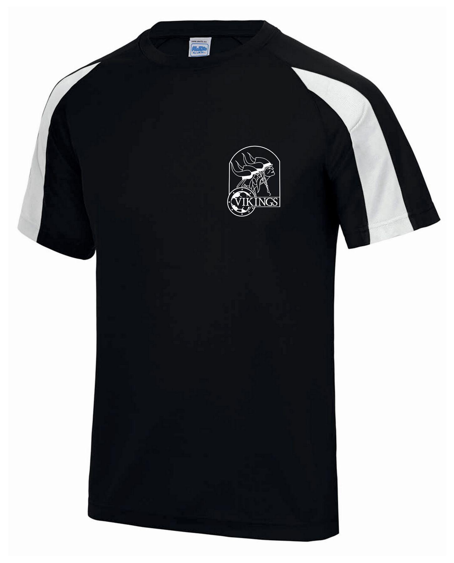 Vikings Cooltex T-Shirt Adult