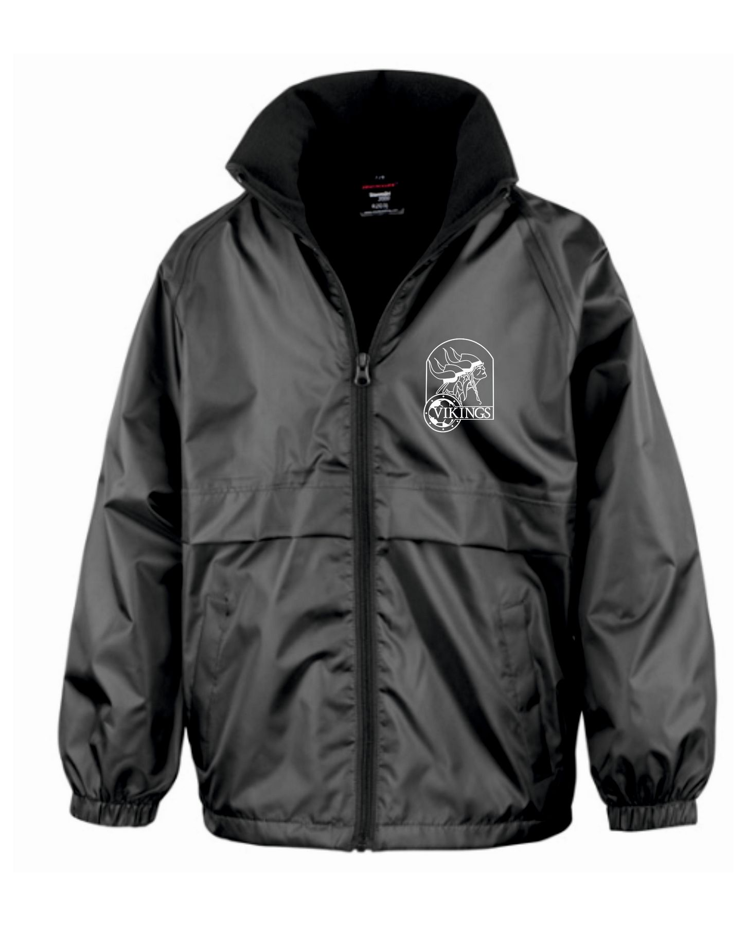Vikings Waterproof Coat Adult