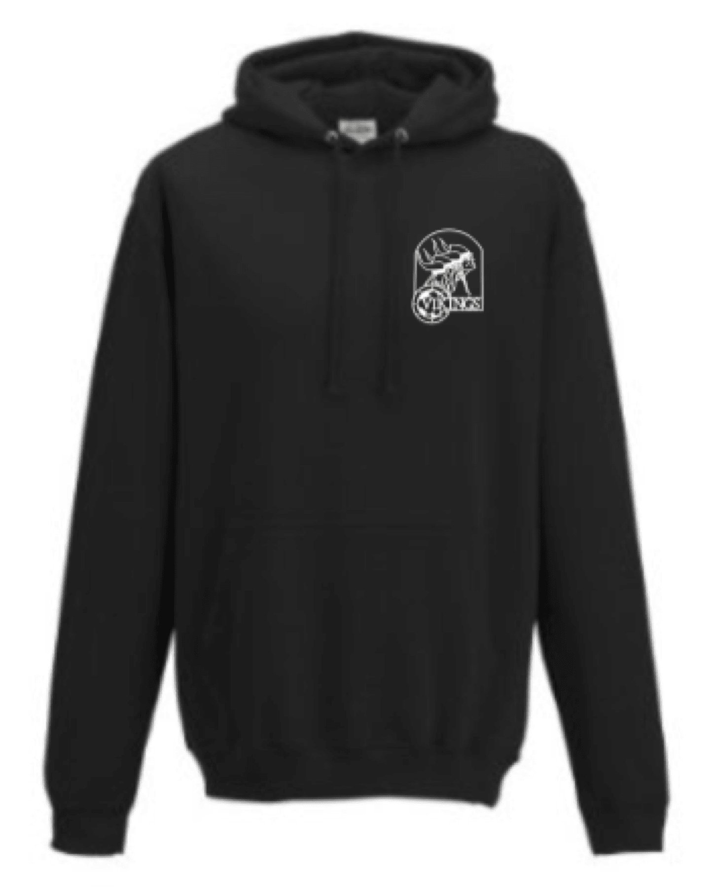 Vikings Hoodie Adult (Embroidered)