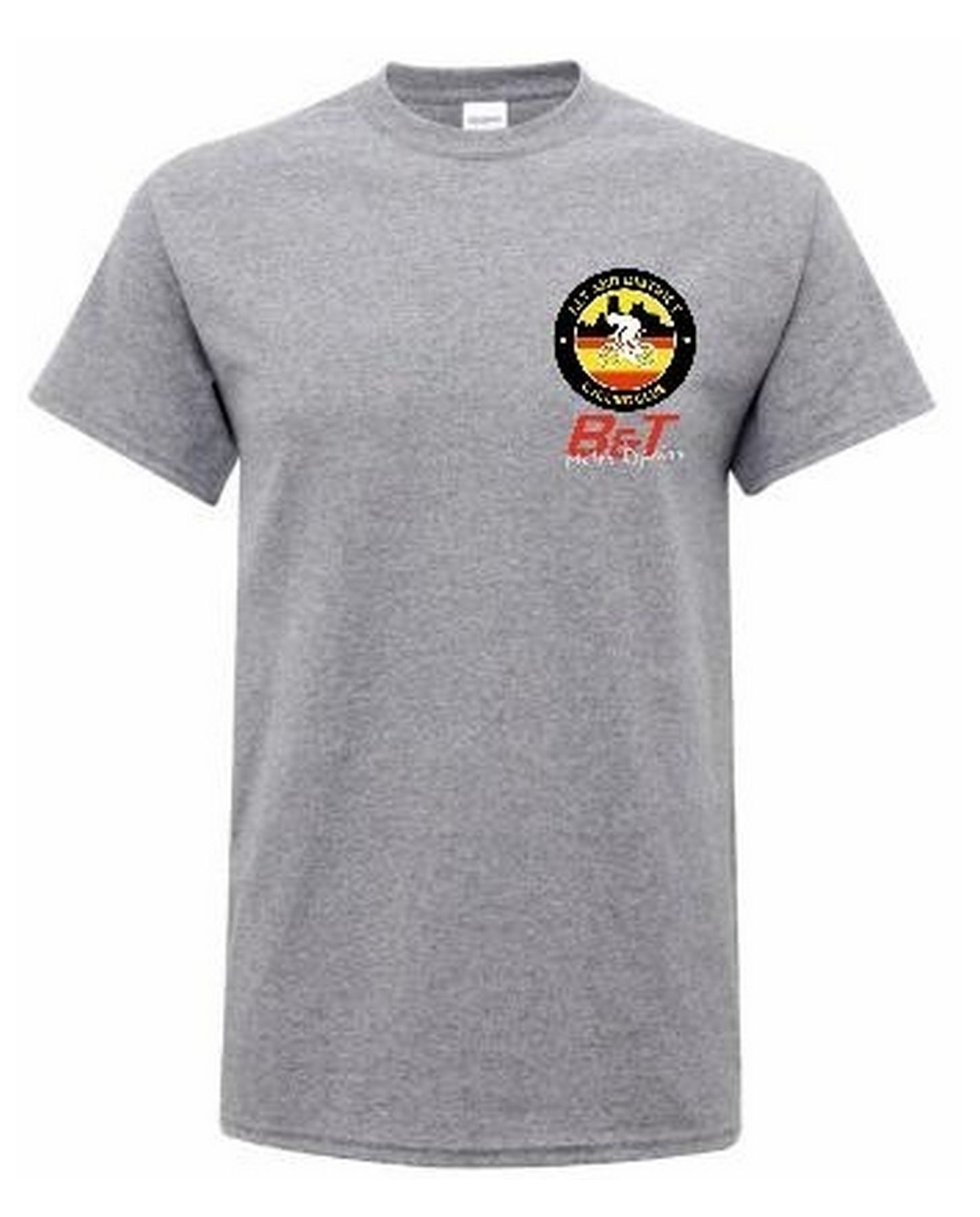 EDCC – Heavy Cotton Kids T-Shirt in Grey