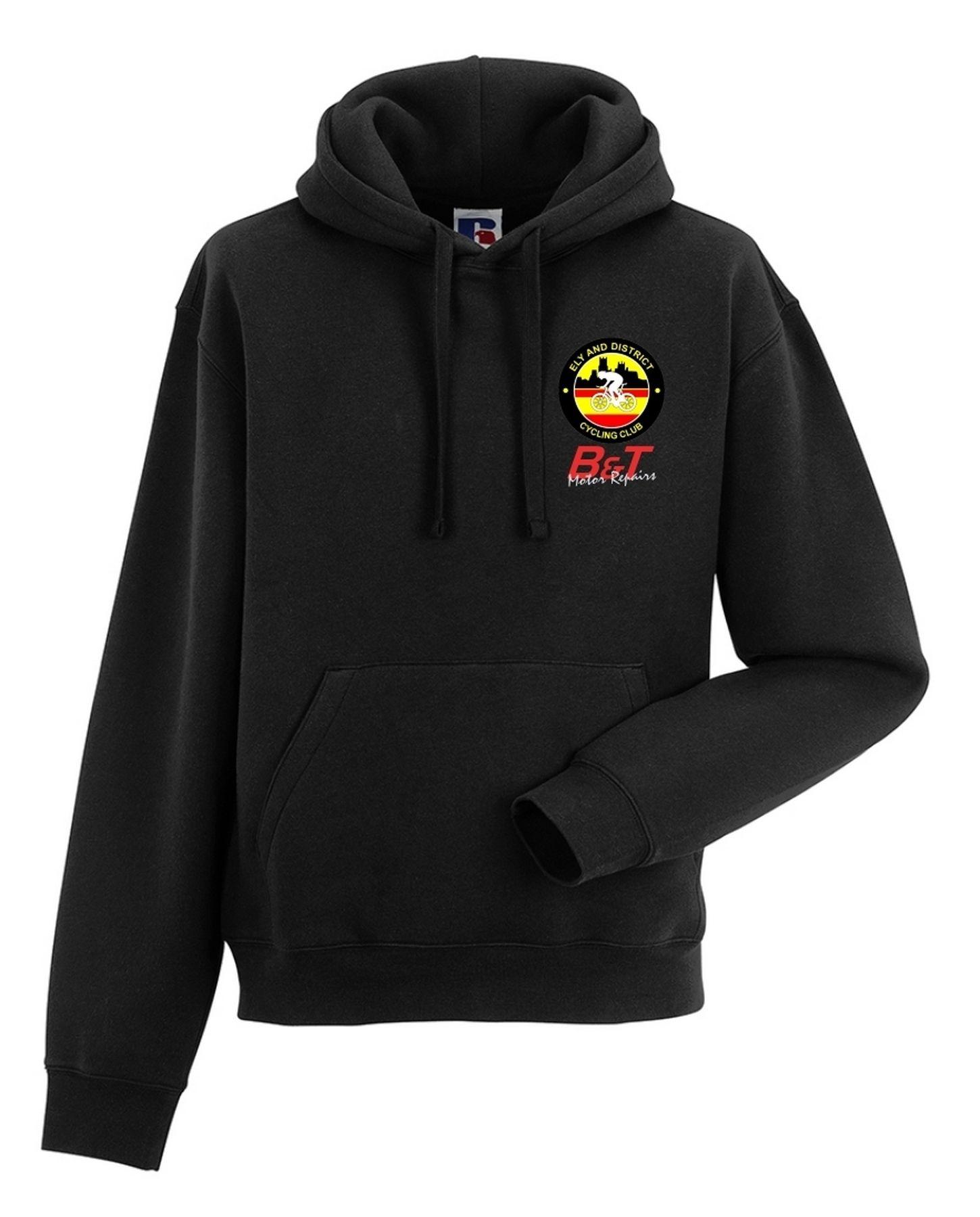 EDCC – Russell Hoodie in Black