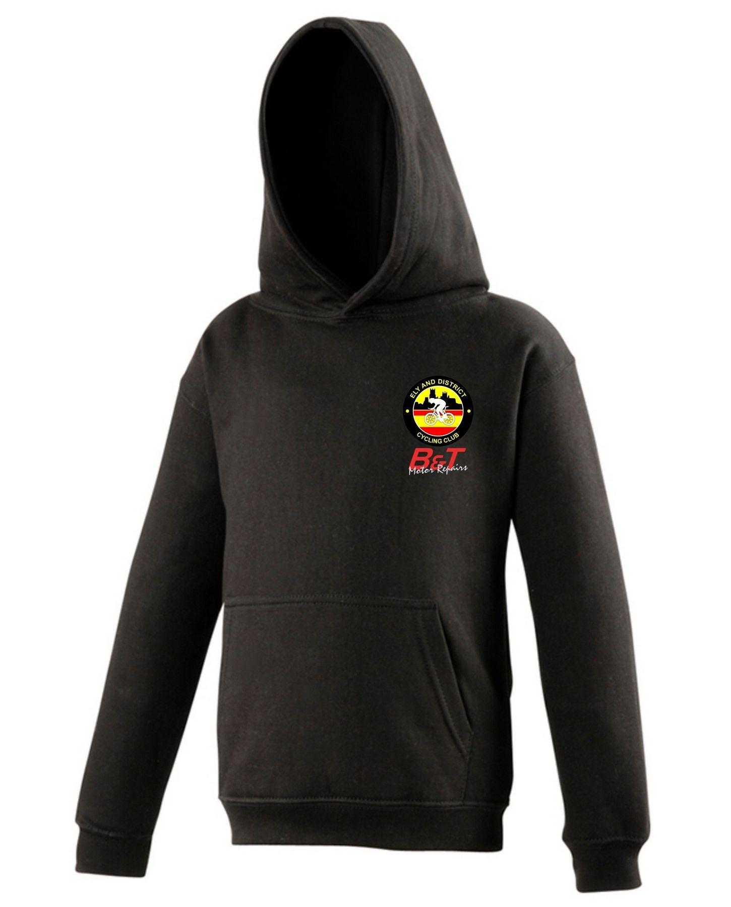 EDCC – Kids Hoodie in Black
