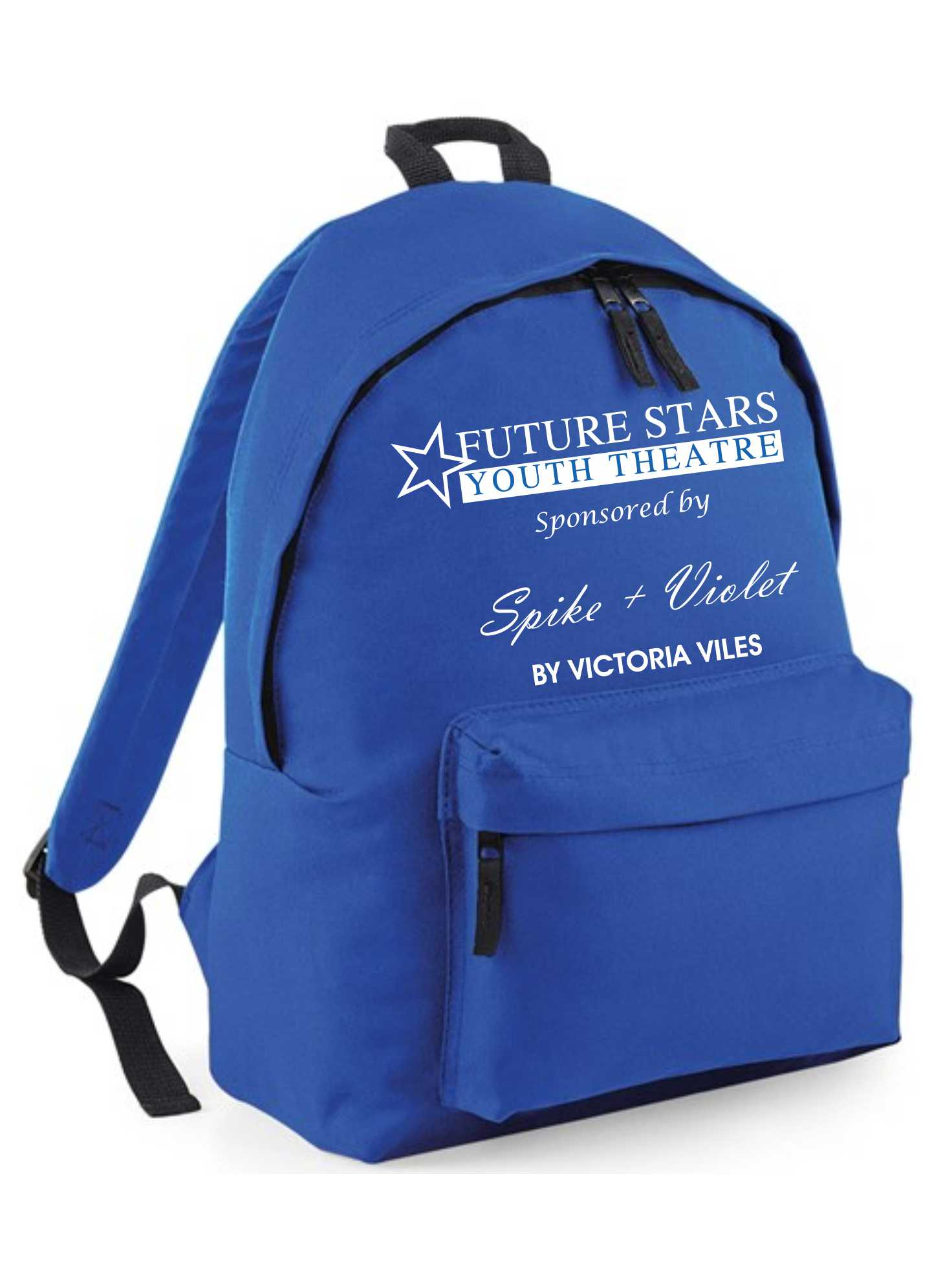Future Stars Youth Theatre – Backpack