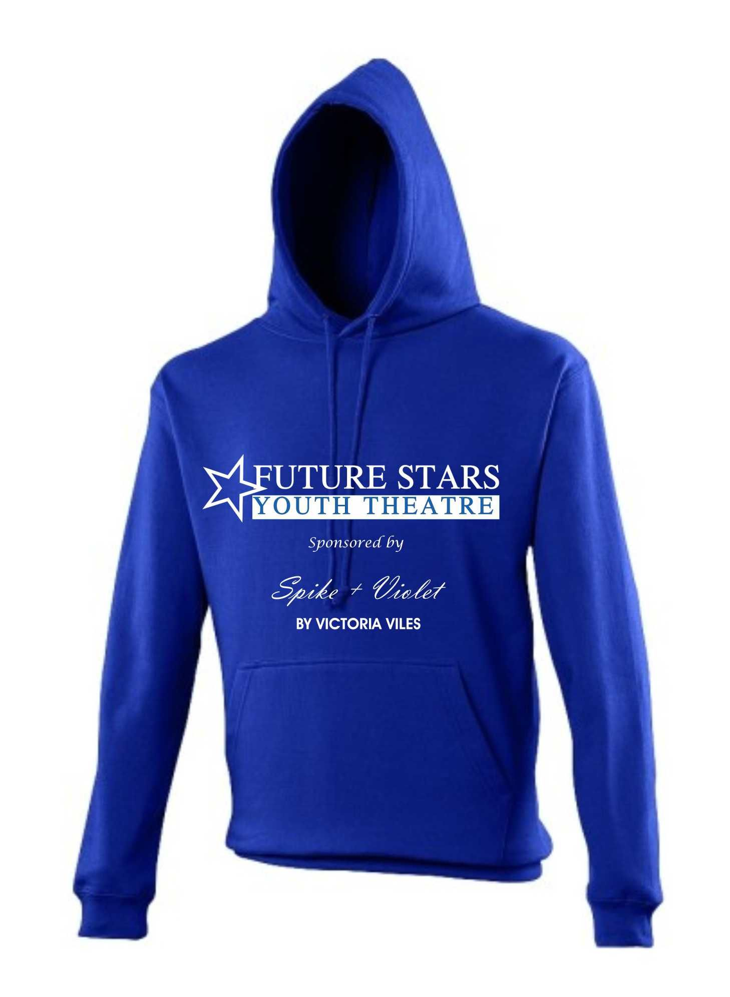 Future Stars Youth Theatre – Hoodie (Adults)