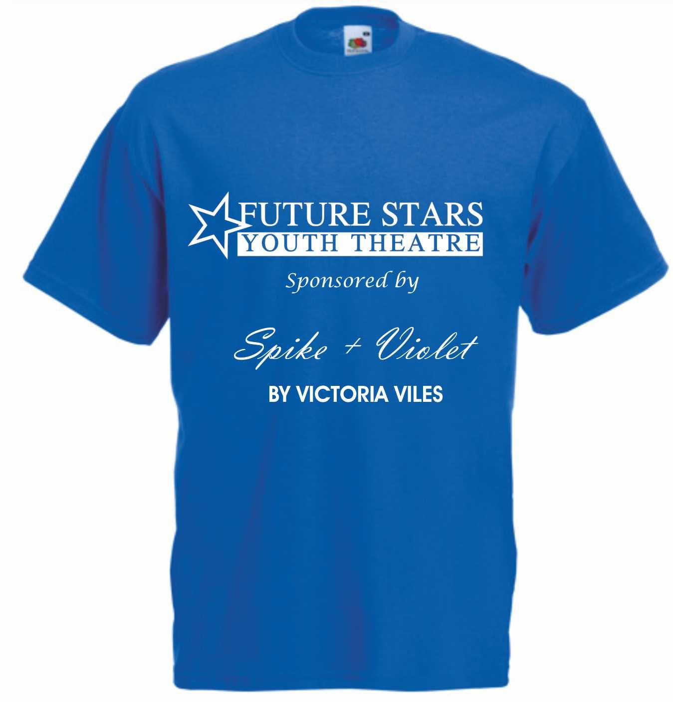 Future Stars Youth Theatre – T-Shirt (Adults)