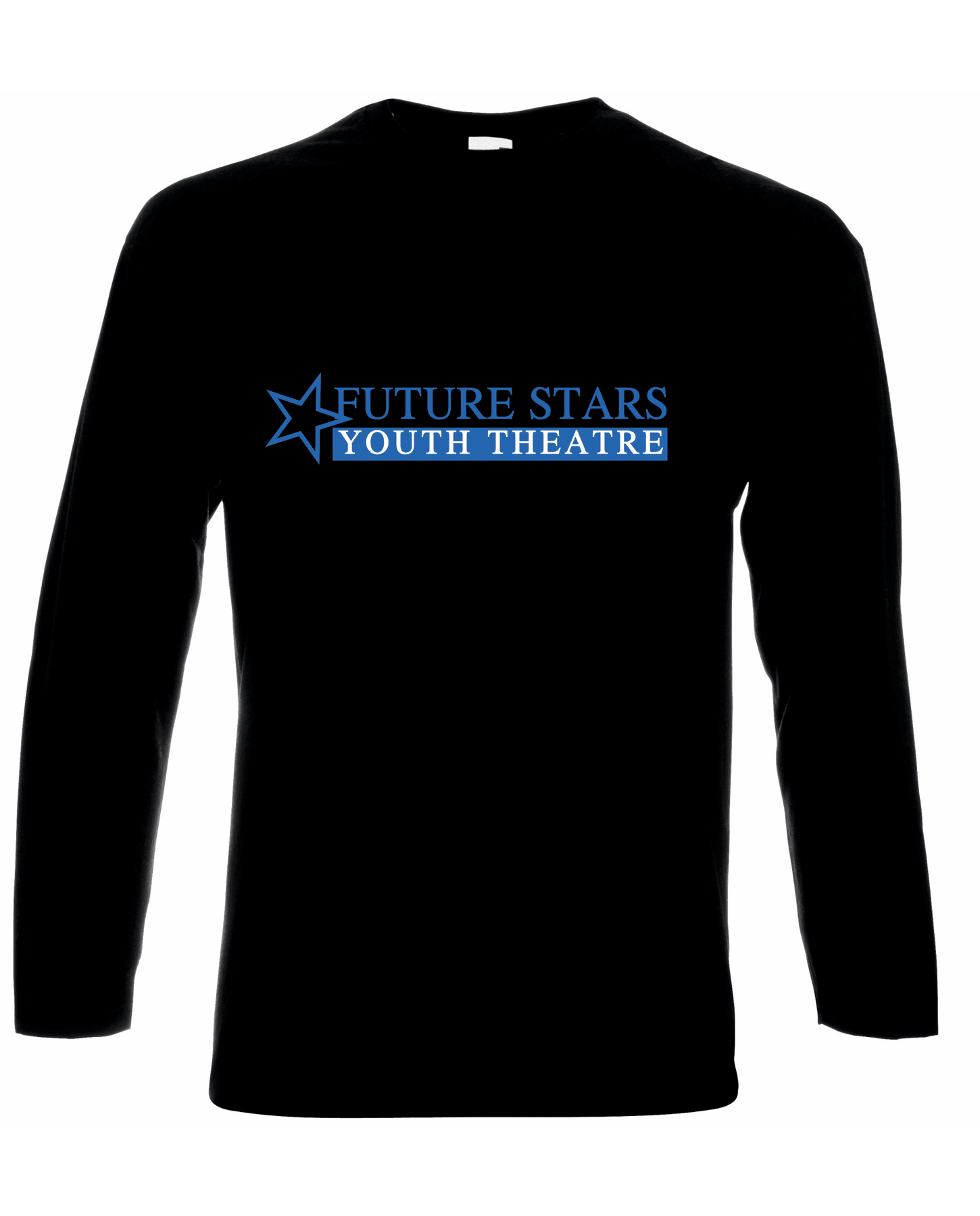 Future Stars Youth Theatre – Adults Long Sleeve T-Shirt