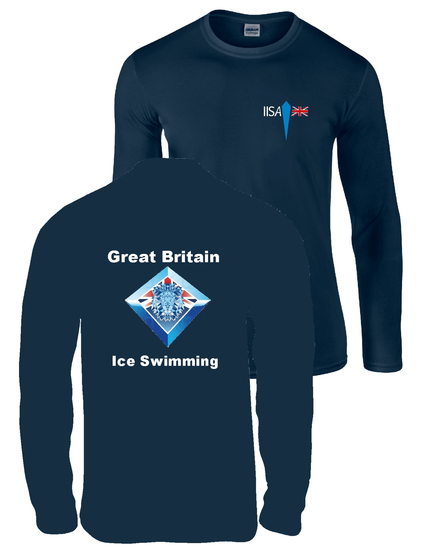 IISA GB – Long Sleeve Tee