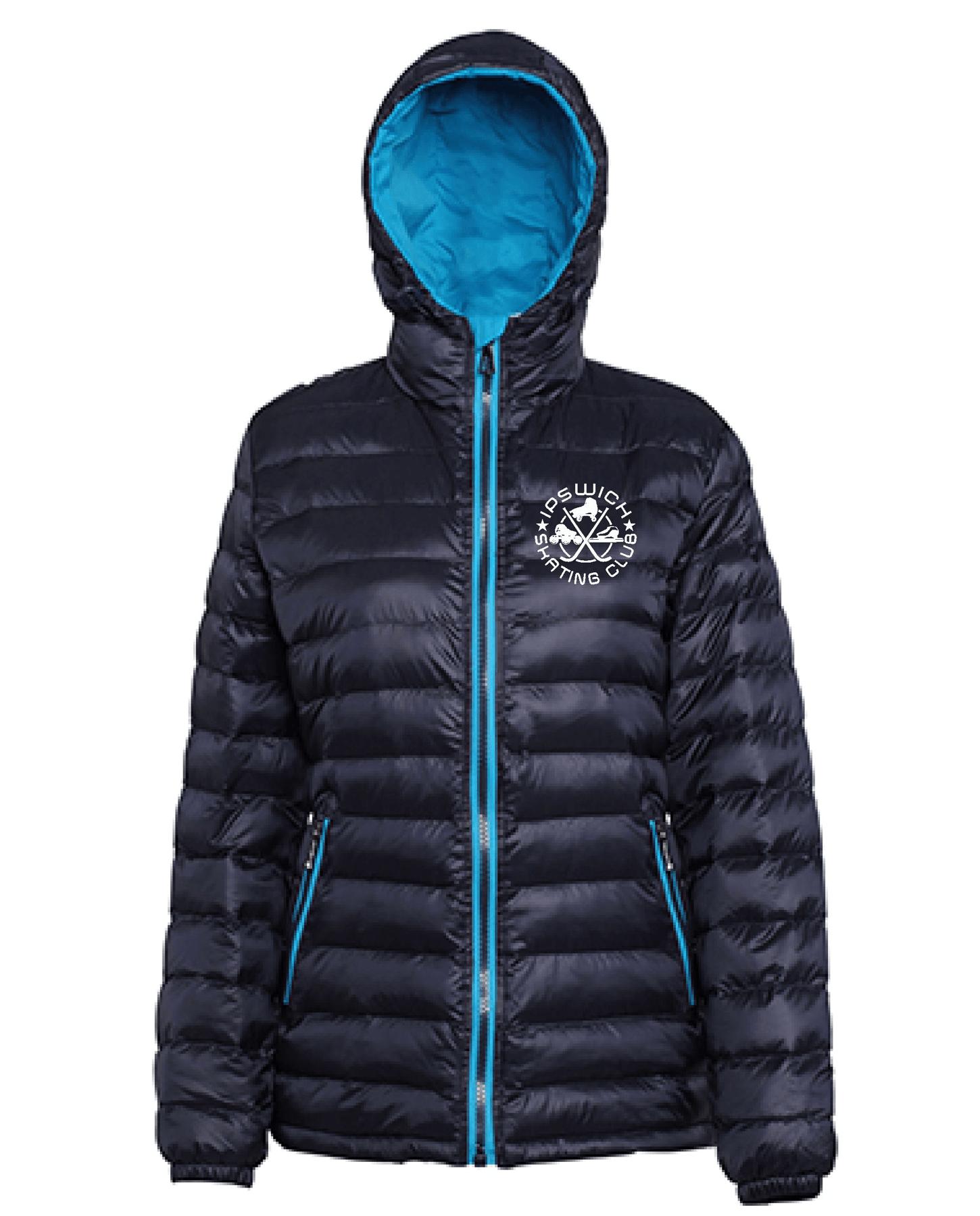 ISC – Padded Jacket (Ladies)