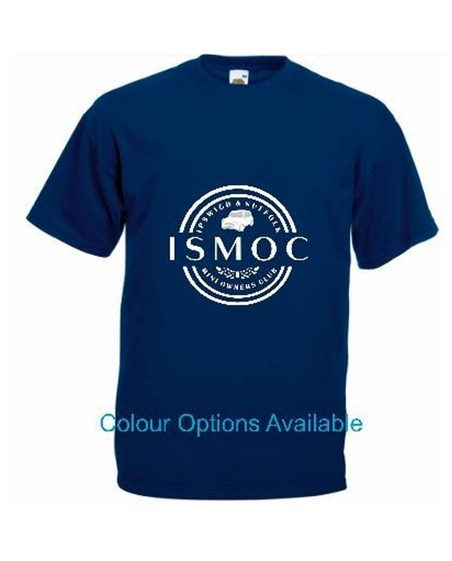 ISMOC – Fruit Of The Loom T-Shirt