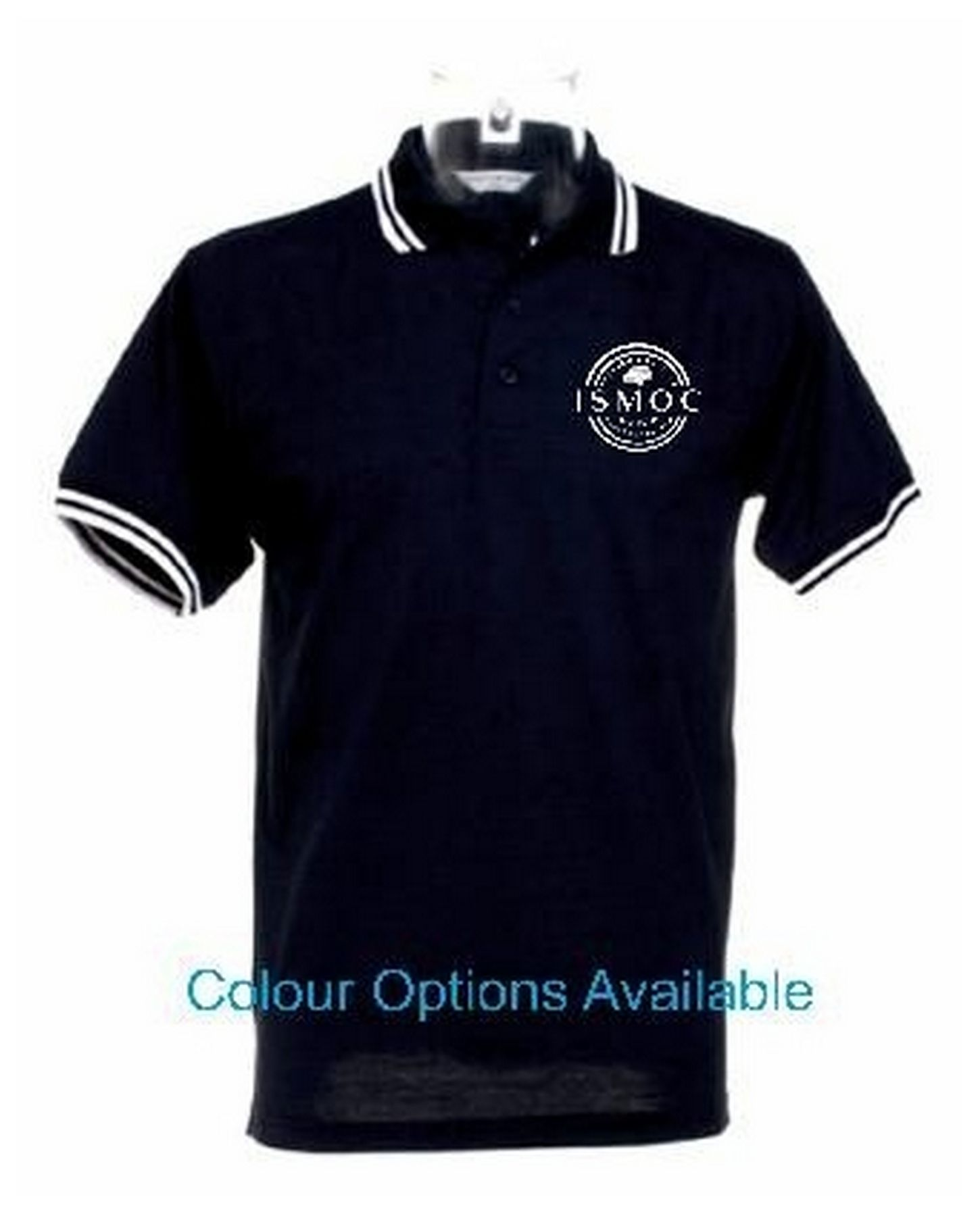 ISMOC – Premium Tipped Polo Shirt
