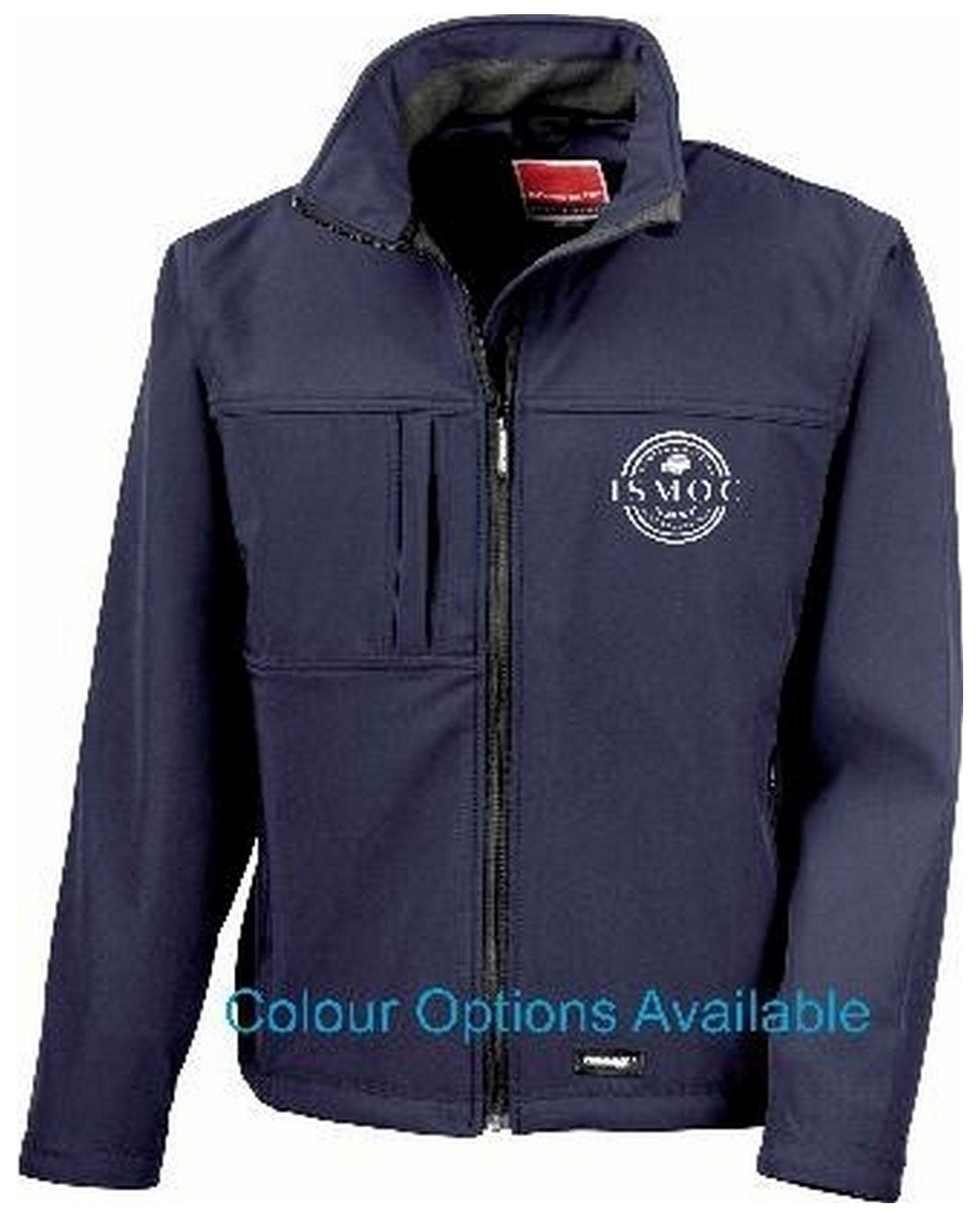 ISMOC – Premium Result Softshell Jacket