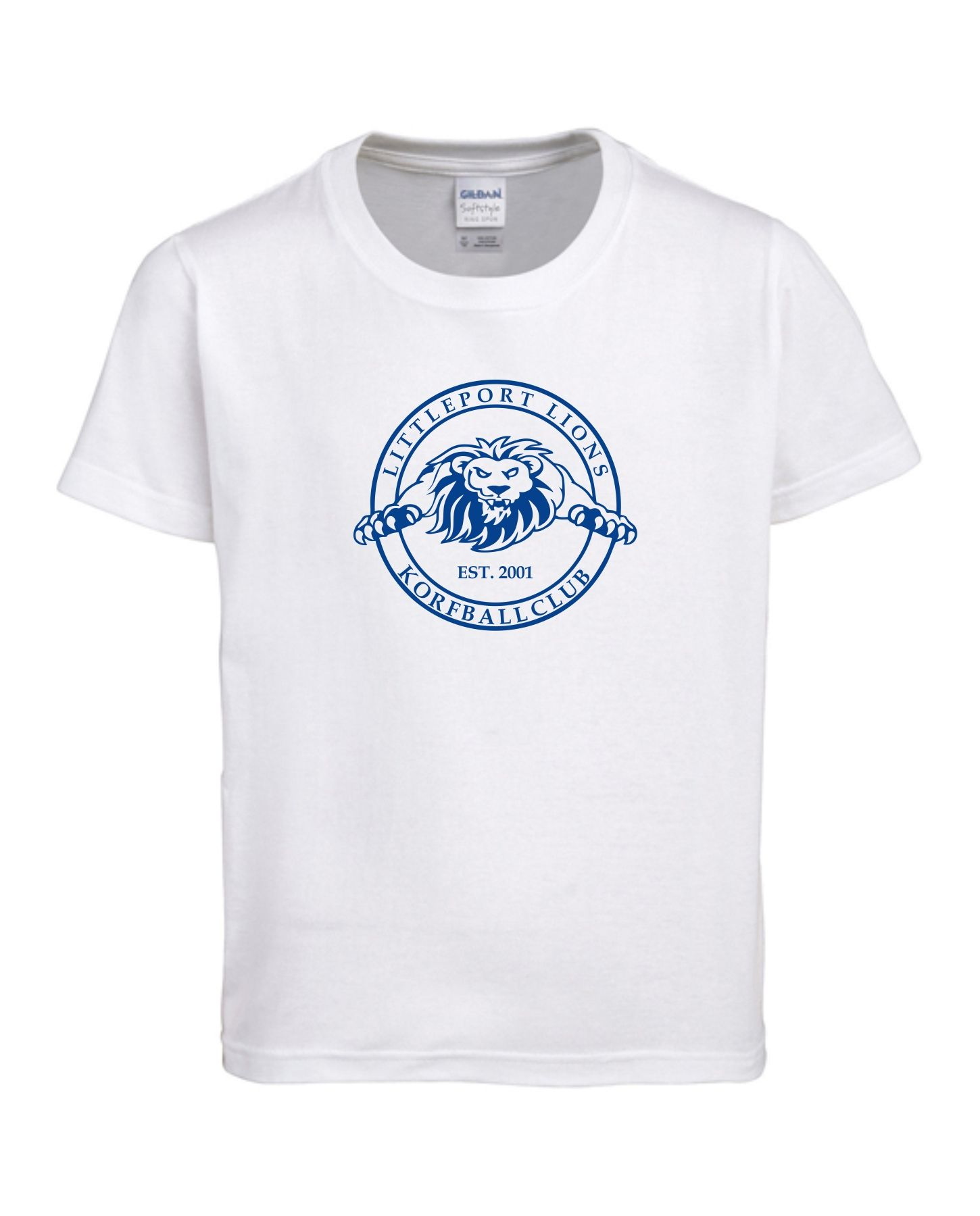 Lions Badge Logo T-Shirt