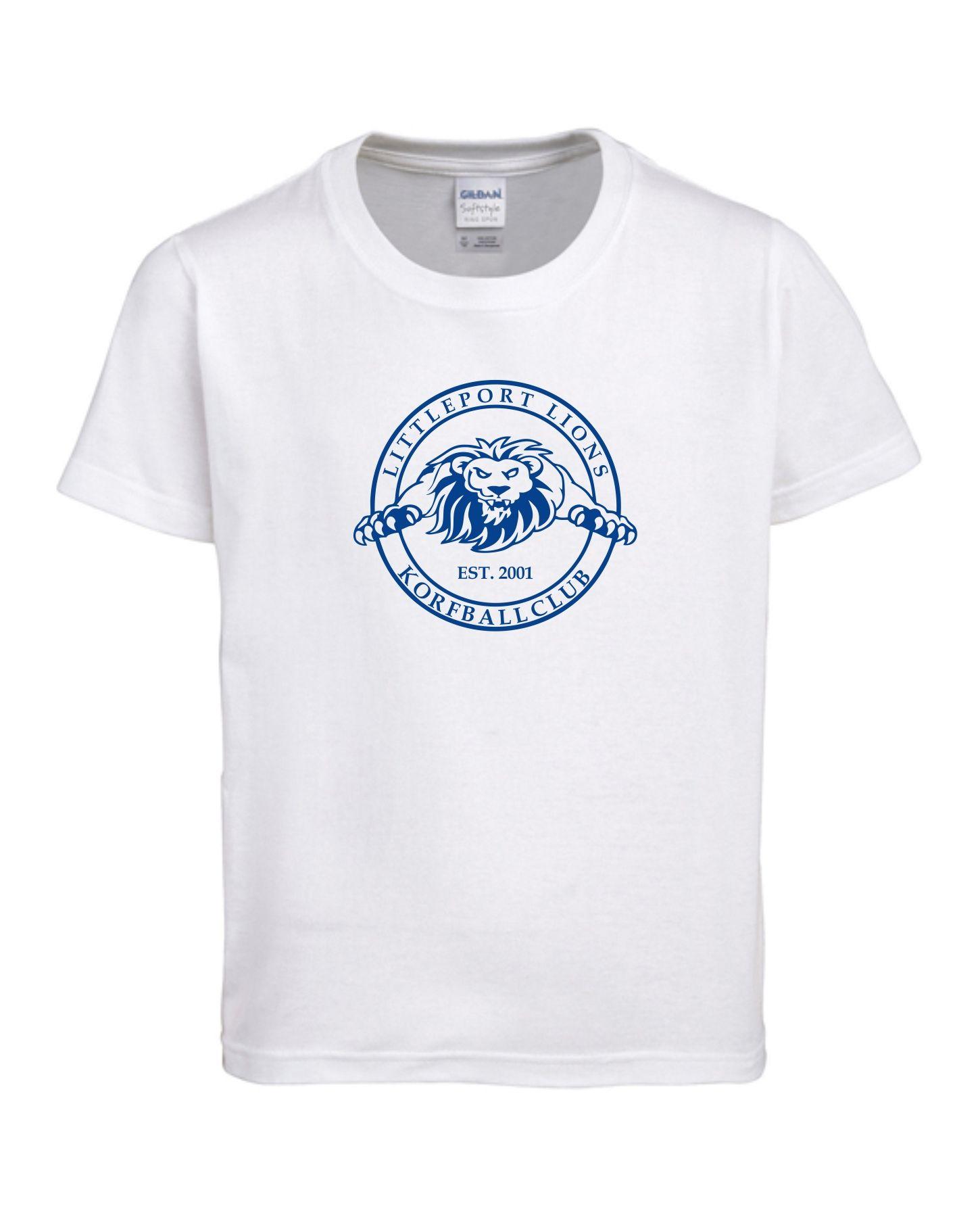 Lions Badge Logo T-Shirt