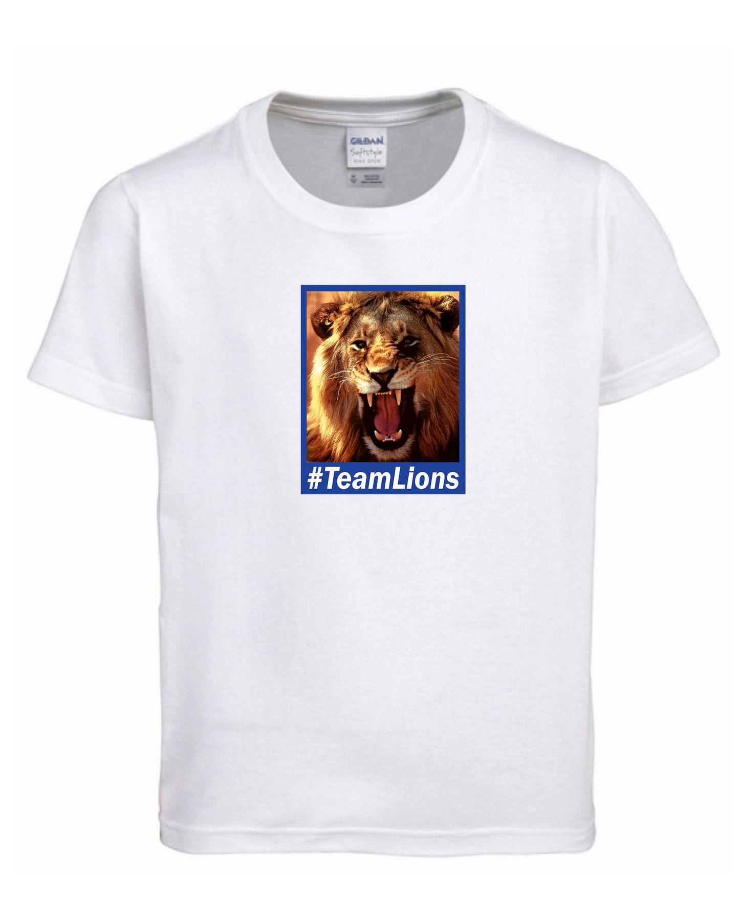 Team Lions T Shirt
