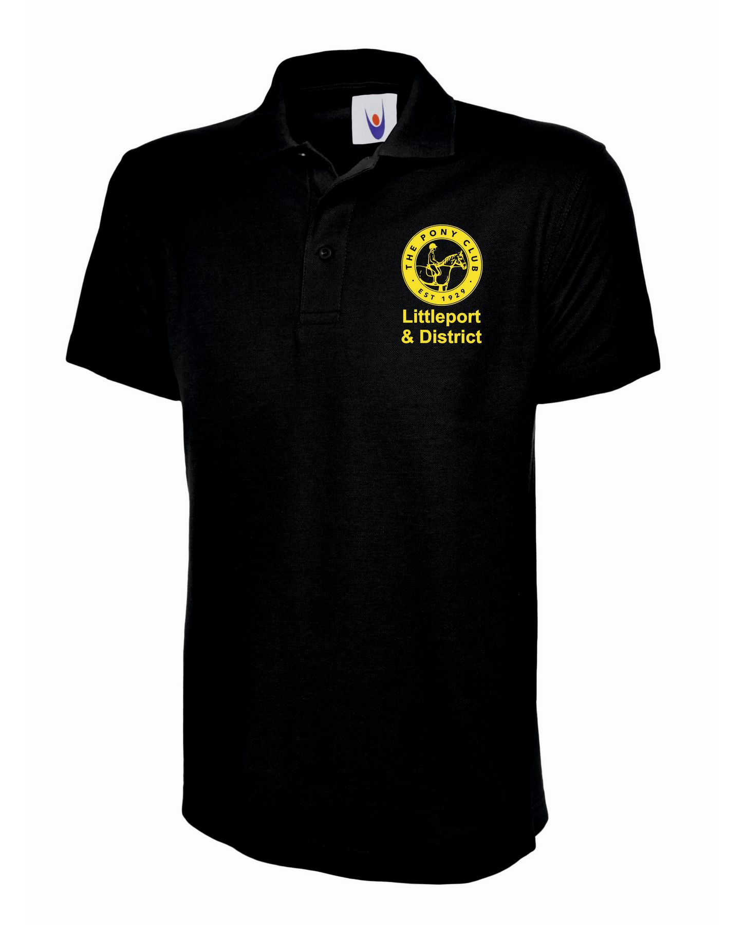 Littleport & District Pony Club – Polo Shirt Unisex