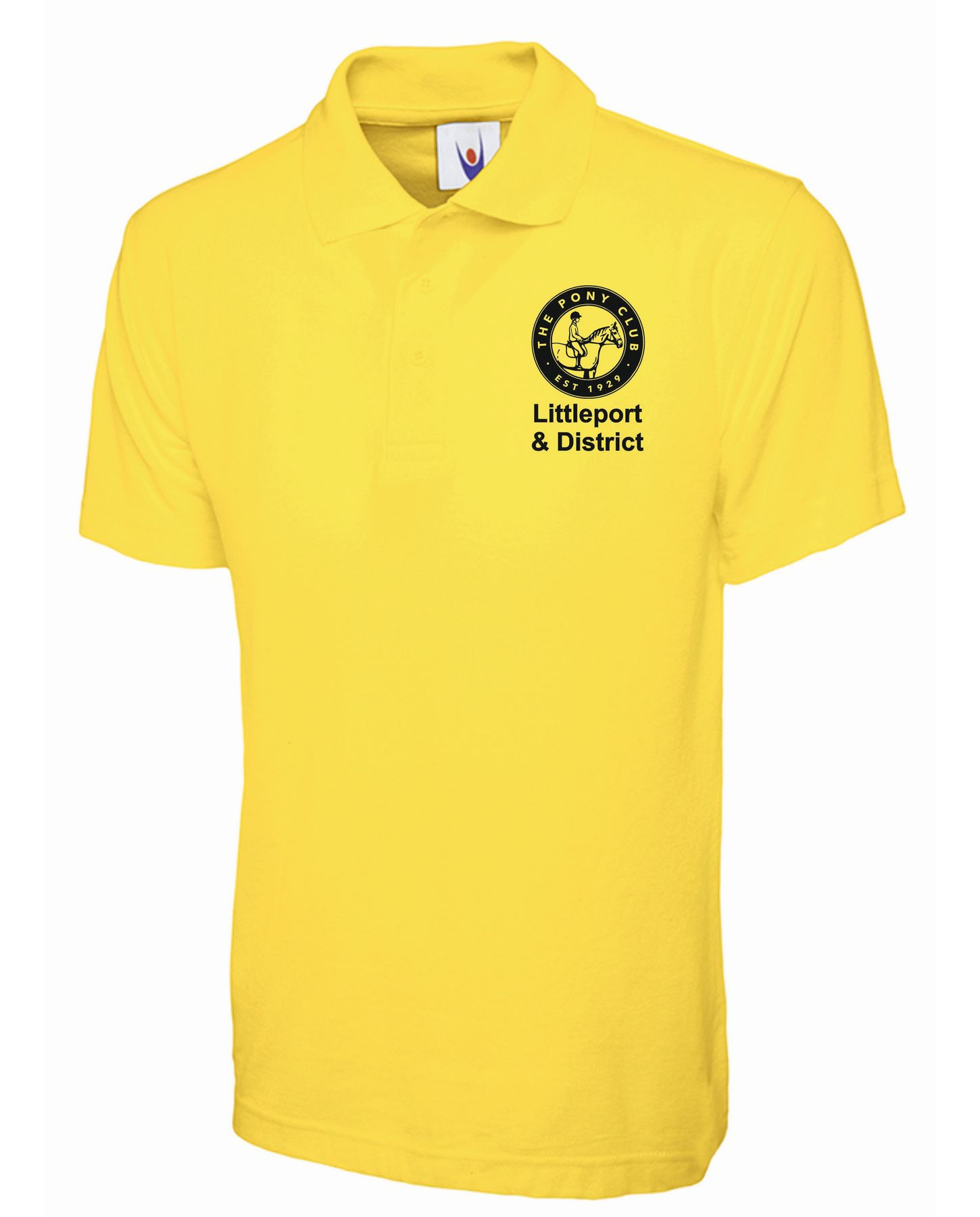 Littleport & District Pony Club – Polo Shirt Unisex
