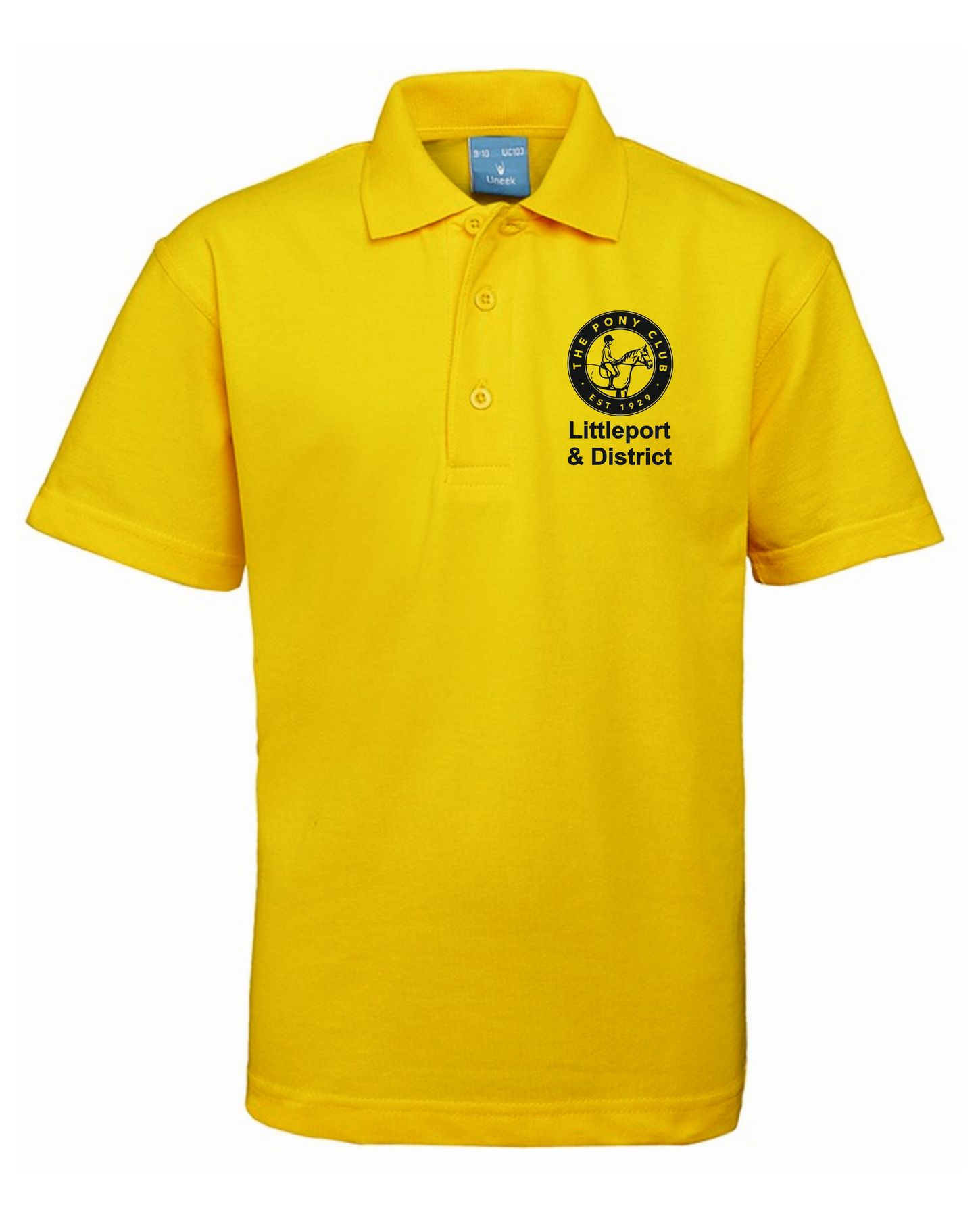 Littleport & District Pony Club – Polo Shirt Kids