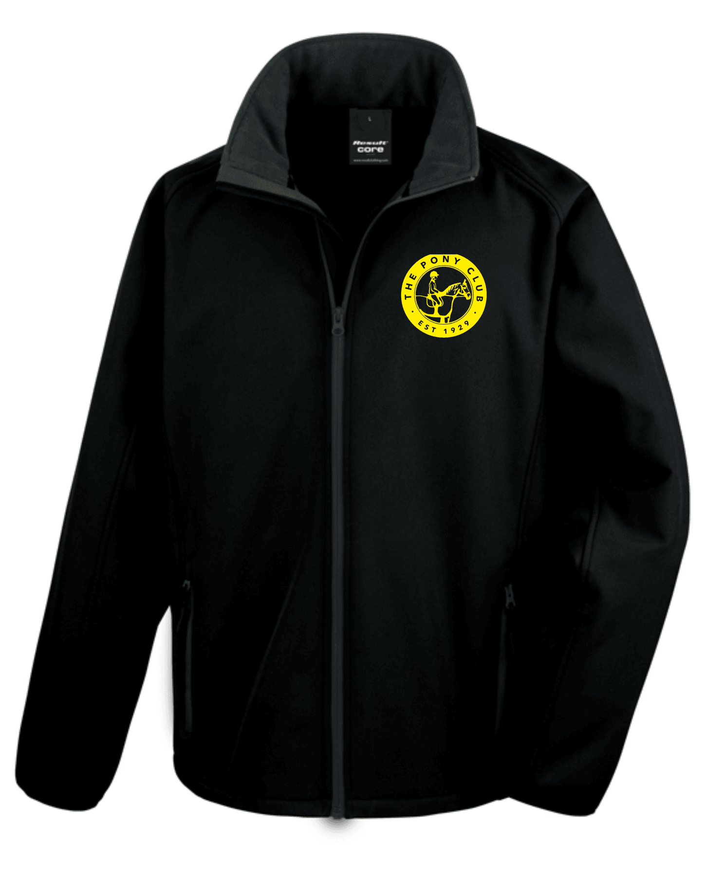 Littleport & District Pony Club – Softshell Unisex