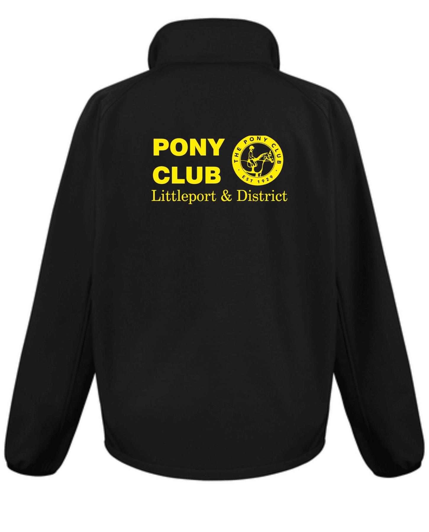 Littleport & District Pony Club – Softshell Ladyfit