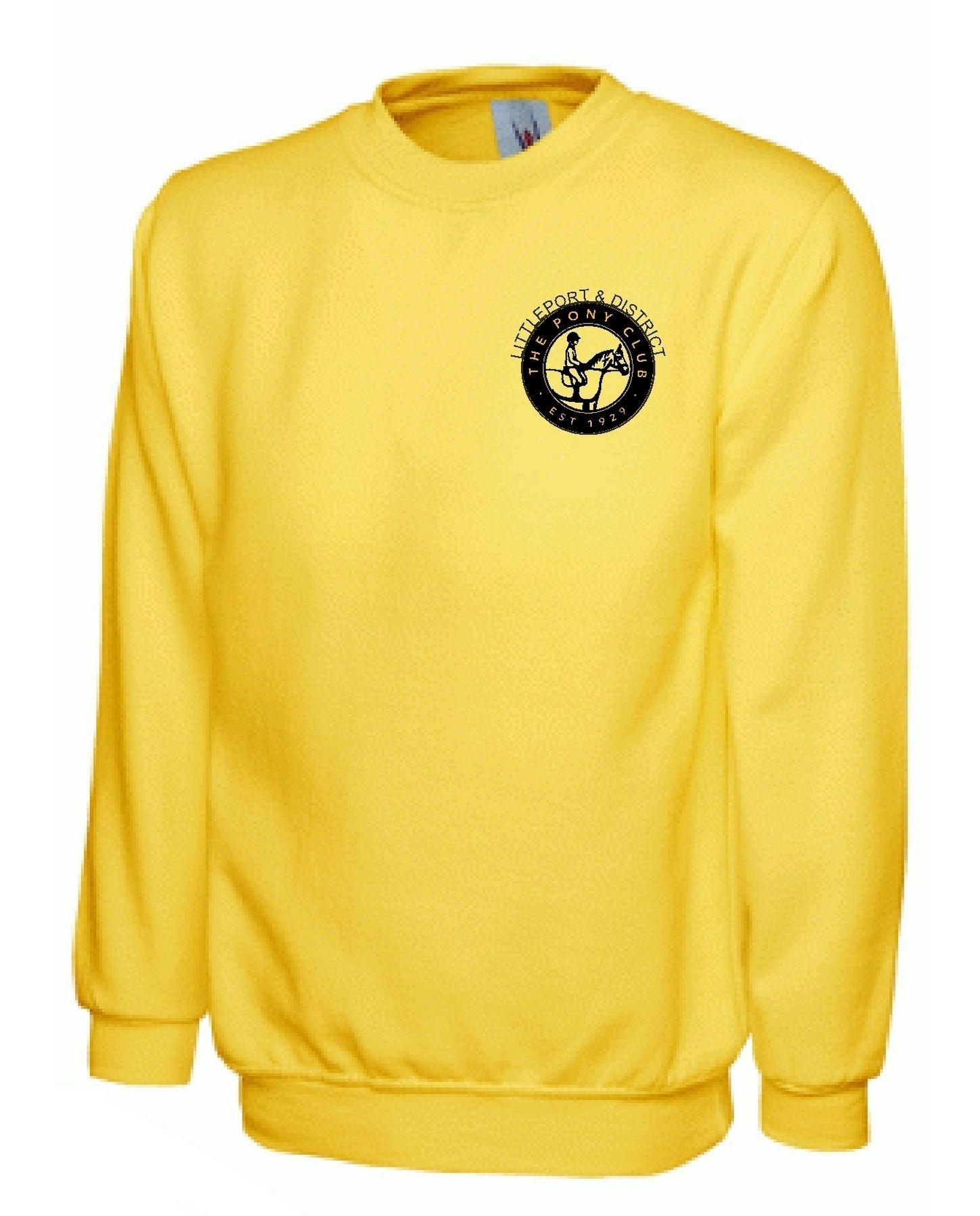 Littleport & District Pony Club – Sweatshirt Adults
