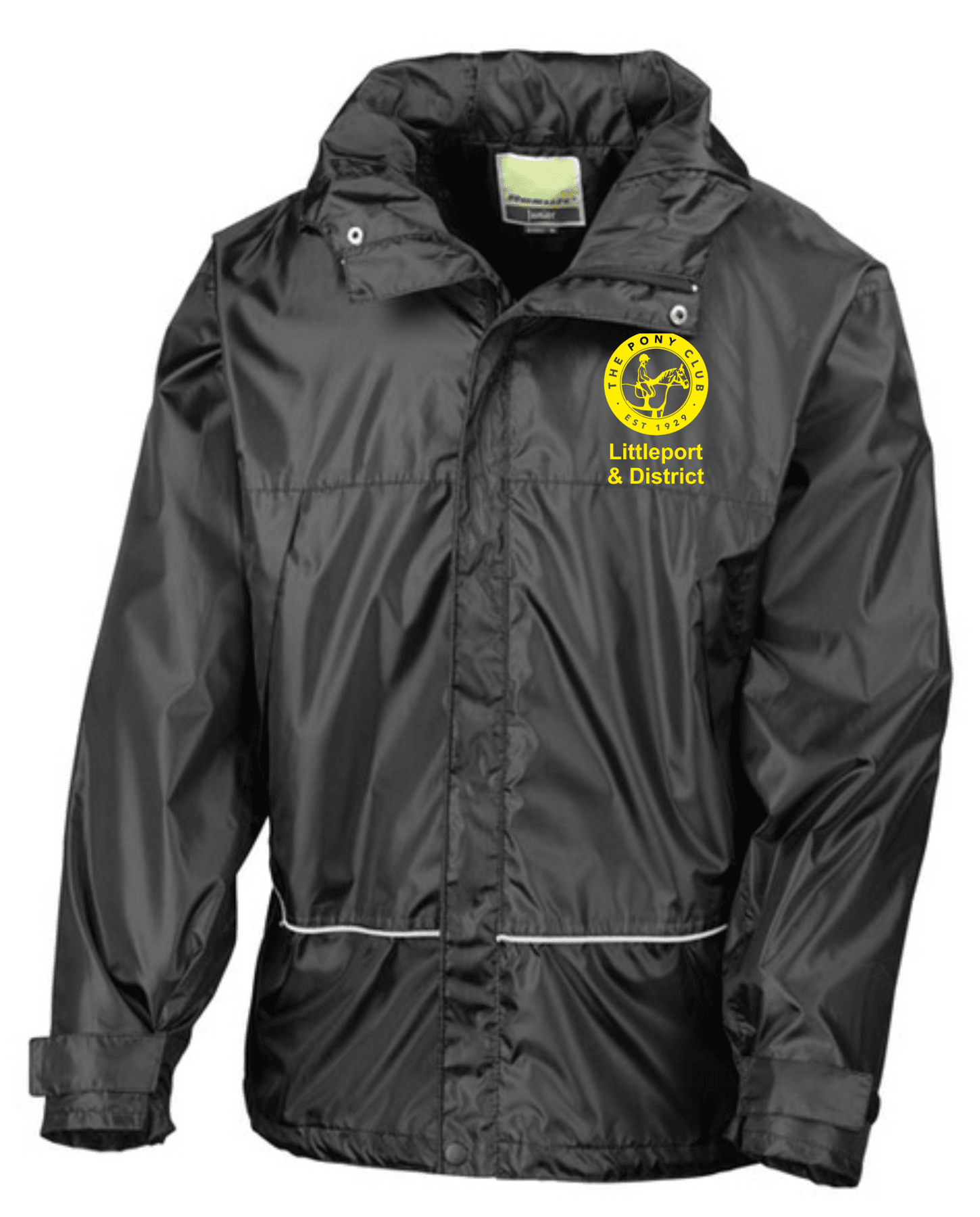 Littleport & District Pony Club – Waterproof Jacket Junior