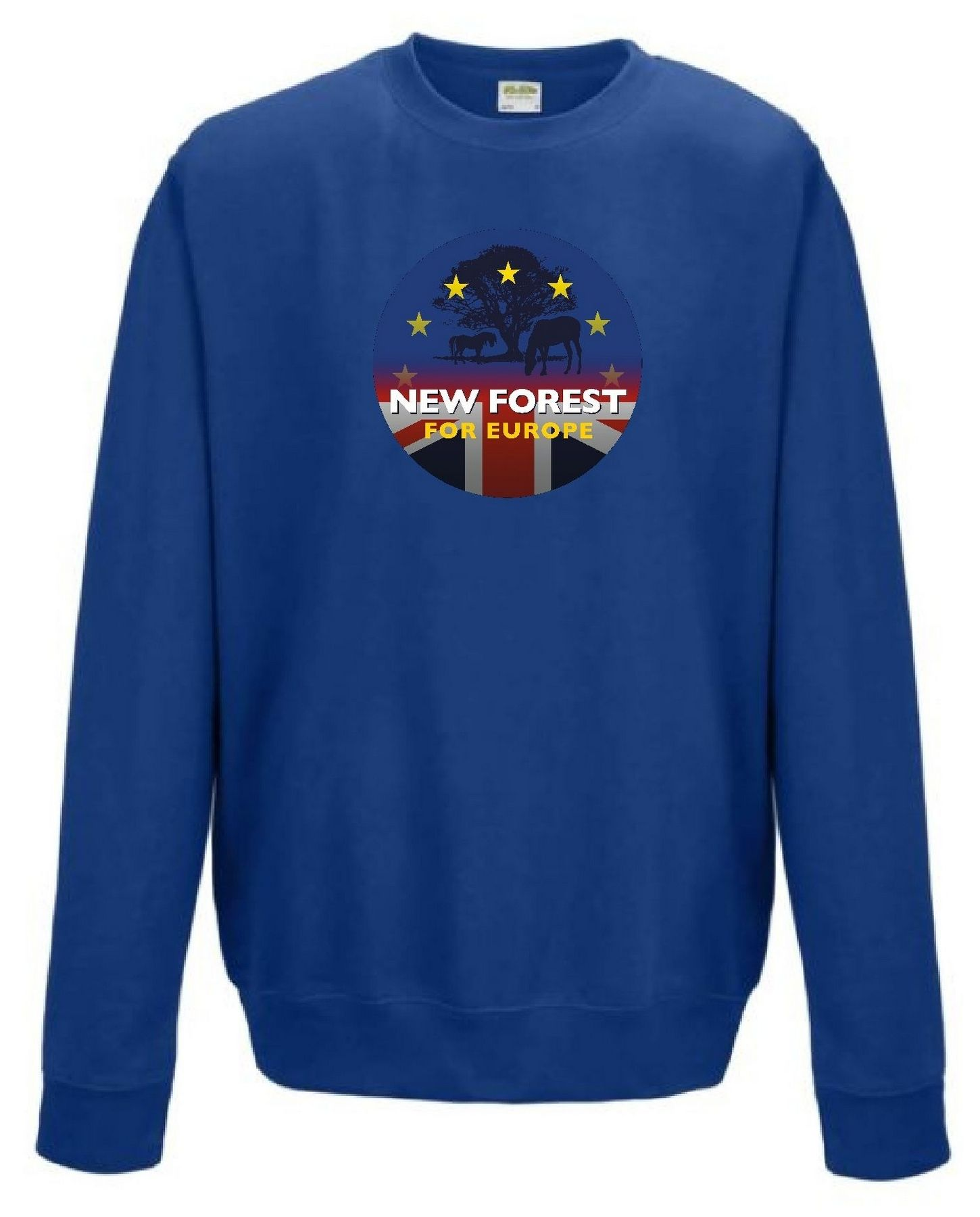 New Forest for Europe – Sweatshirt (Unisex)